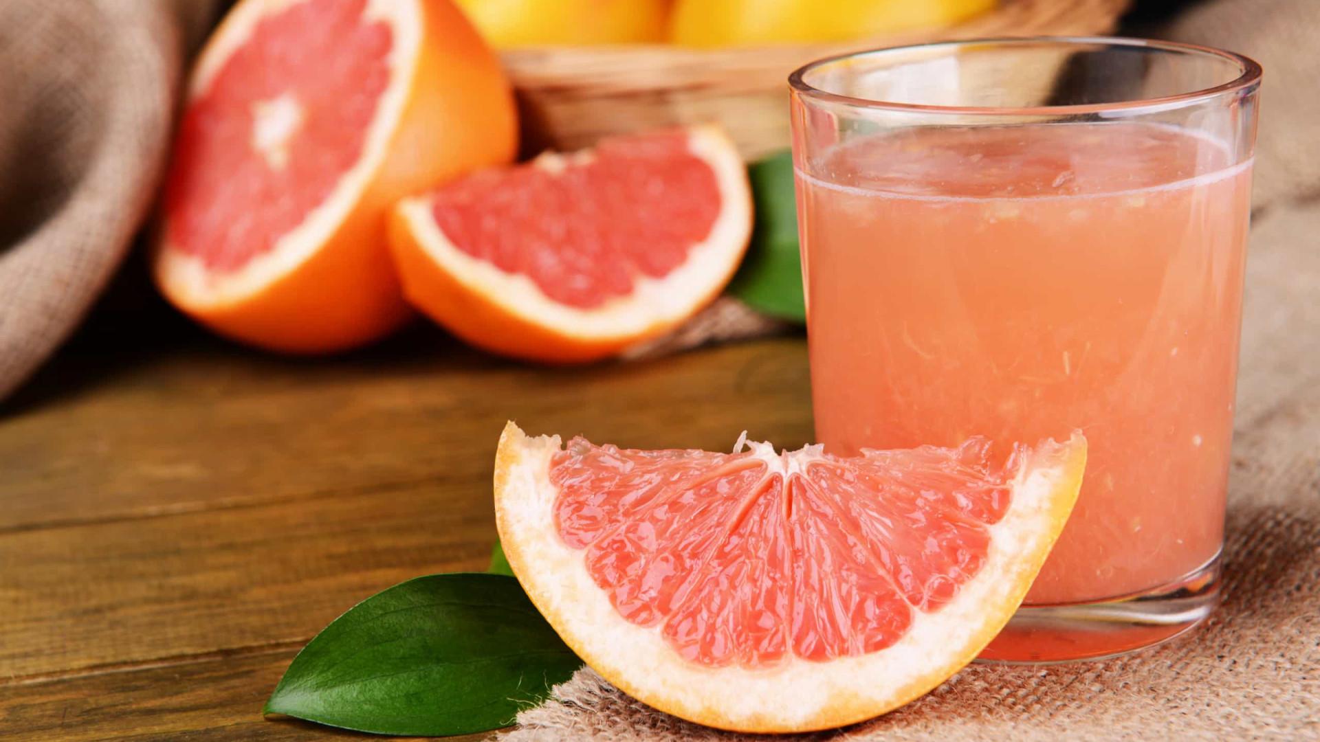 Olá, corpo de verão! O suco de toranja e limão que 'destrói' a celulite