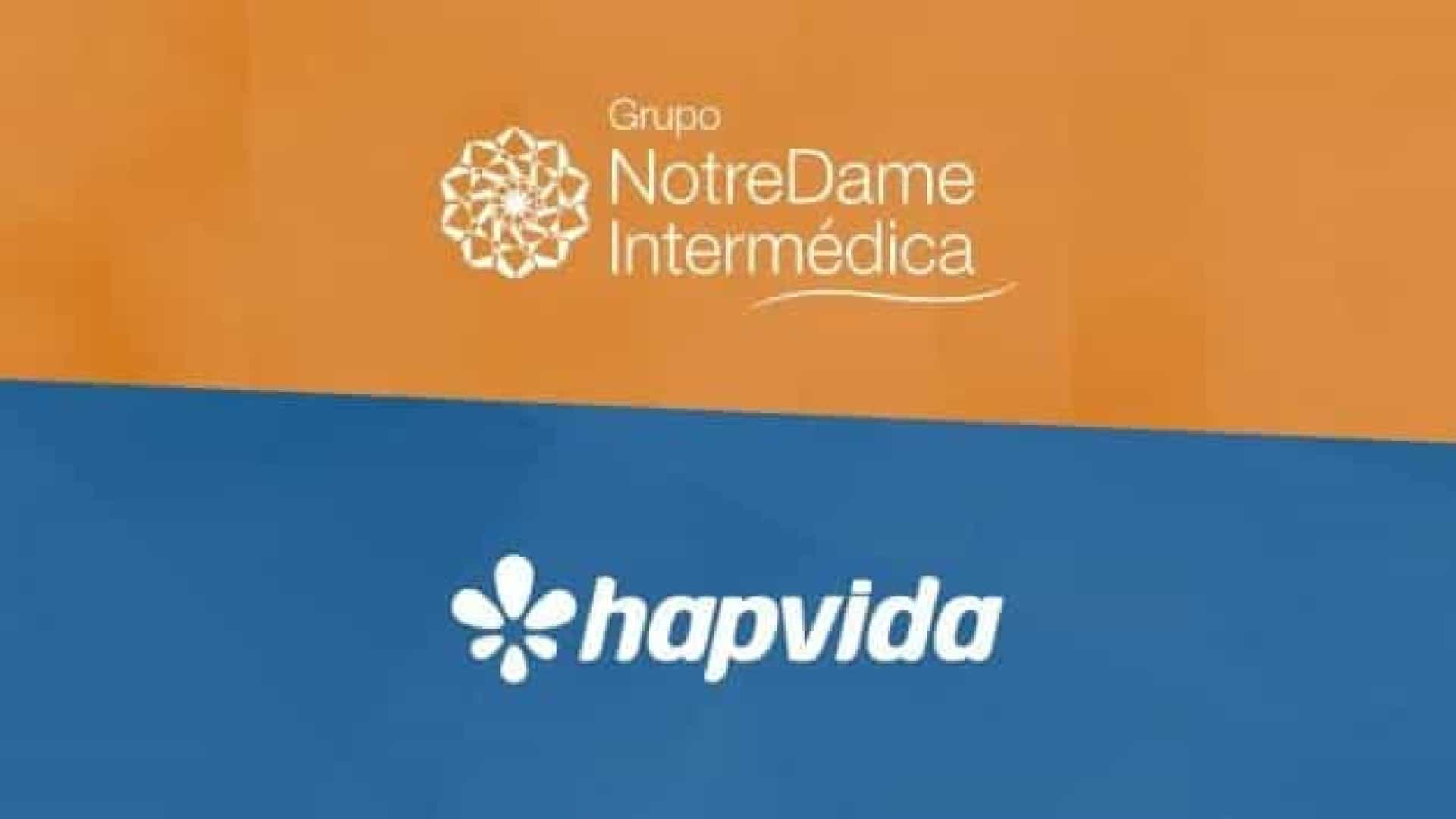 Notre Dame Intermédica e Hapvida chegam a acordo para combinação de negócios