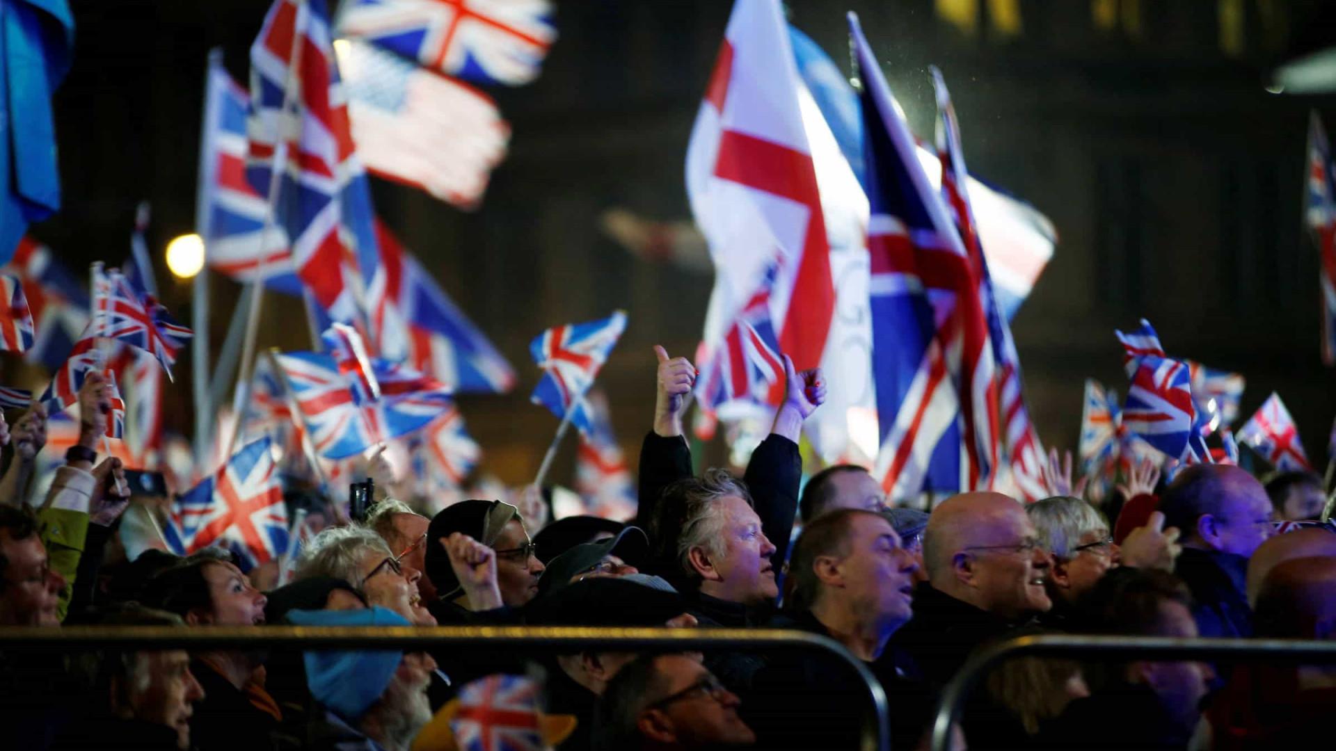 Brexit enlutece 'geração Erasmus' e frustra os sub-20 europeus