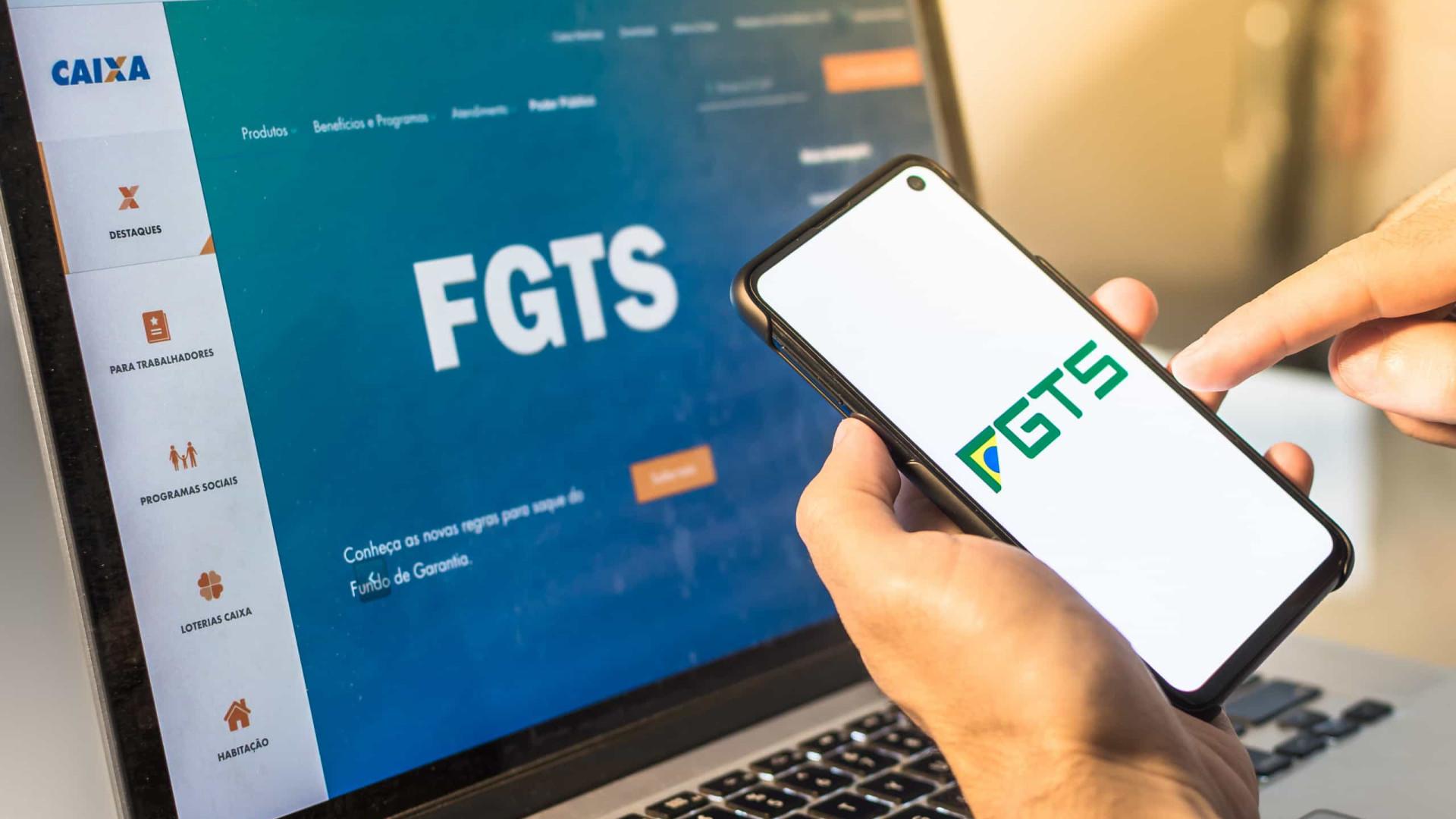 Saque emergencial do FGTS deve ser declarado no Imposto de Renda 2021