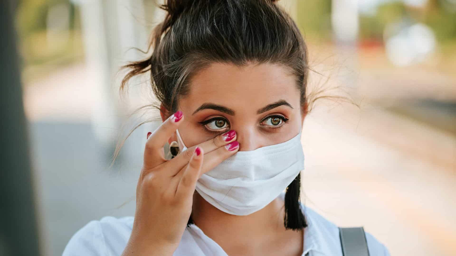 Coronavírus. É possível contrair Covid-19 através dos olhos?