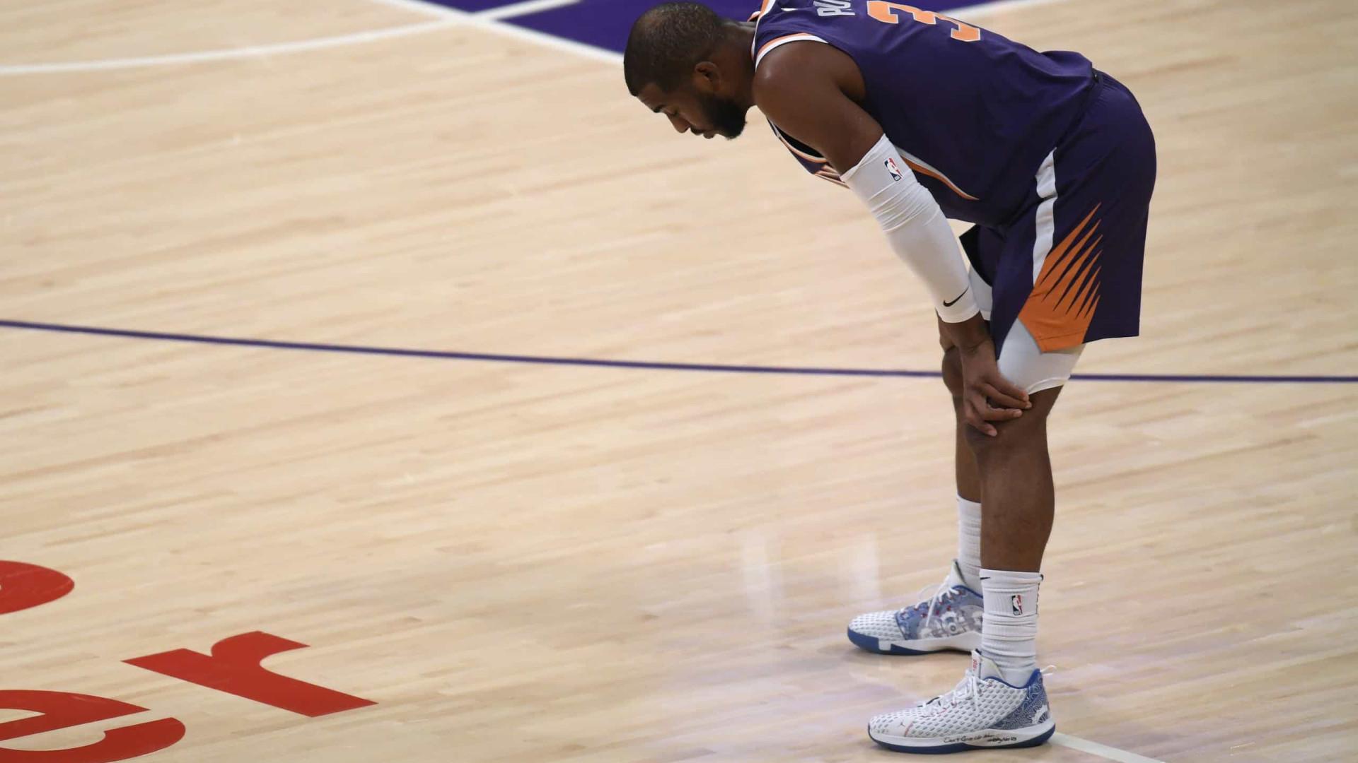 Suns batem Lakers e assumem o 2º lugar no Oeste