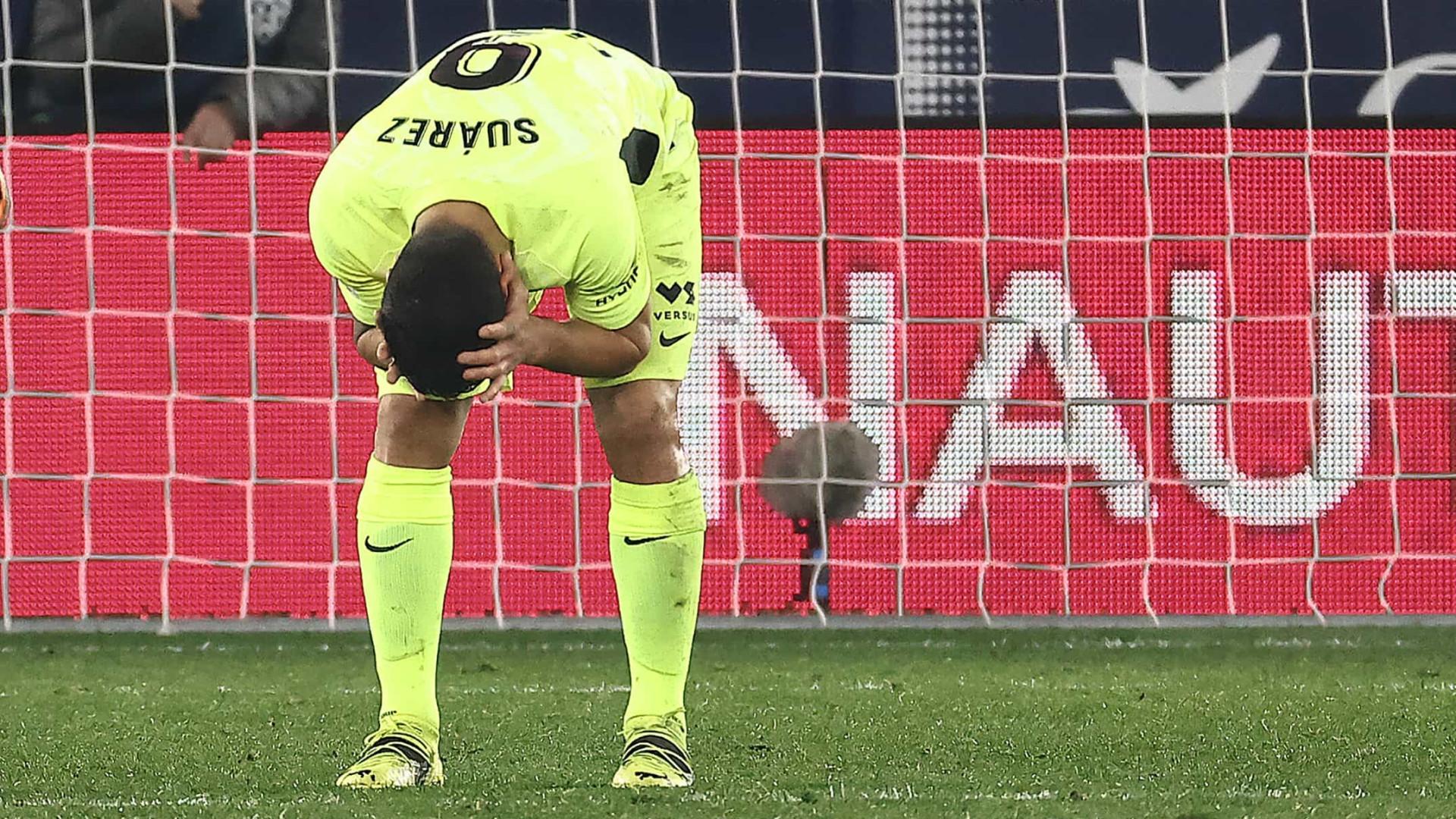 Suárez vê clássico com Real como especial e valoriza Atlético de Madrid na ponta