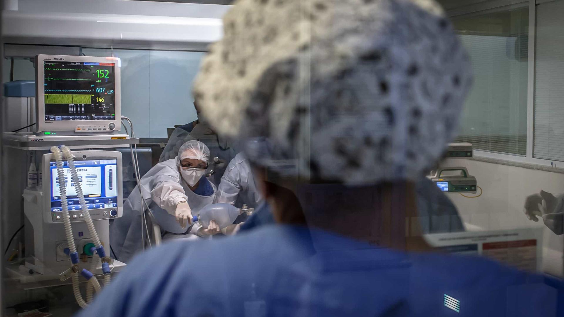 Maior hospital privado gaúcho registra 130% de lotação na UTI por Covid-19