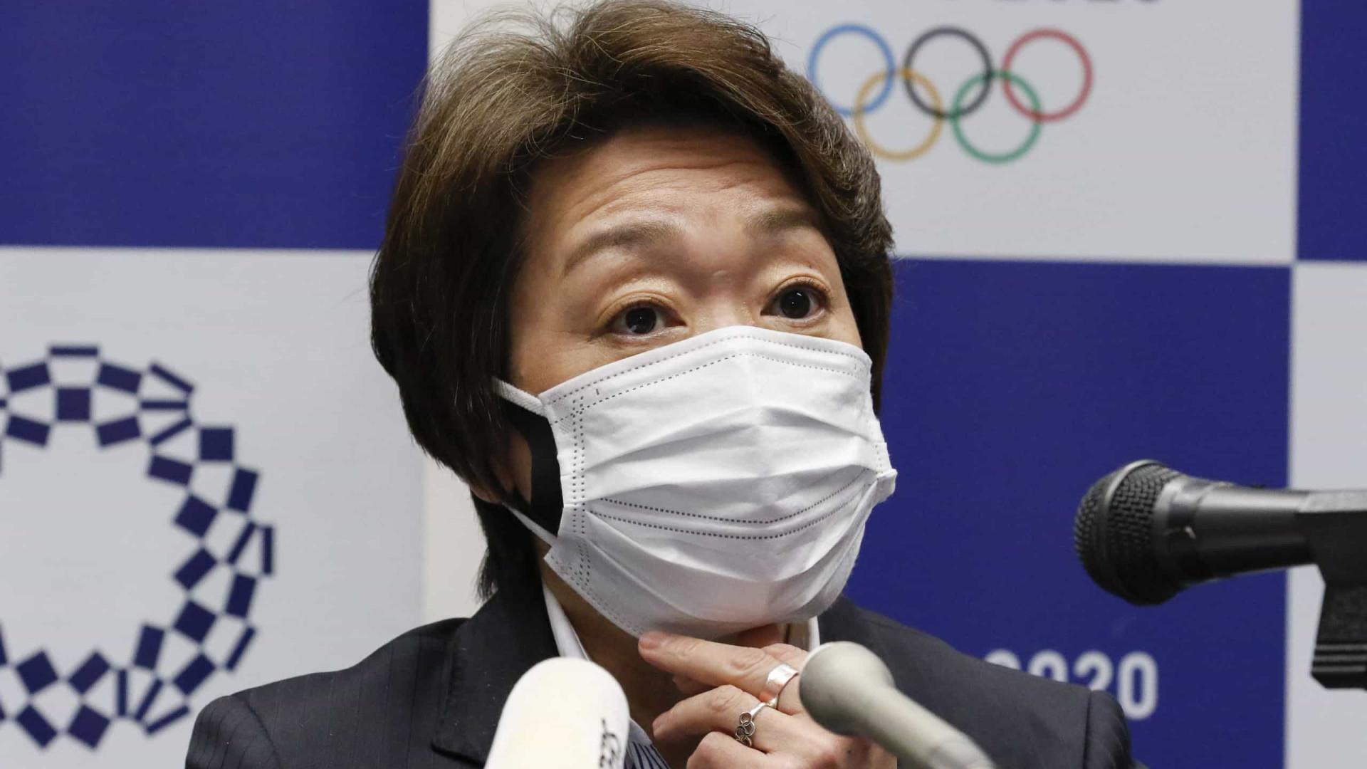 Chefe de Tóquio-2020, Hashimoto quer despertar de novo paixão pública pelos Jogos