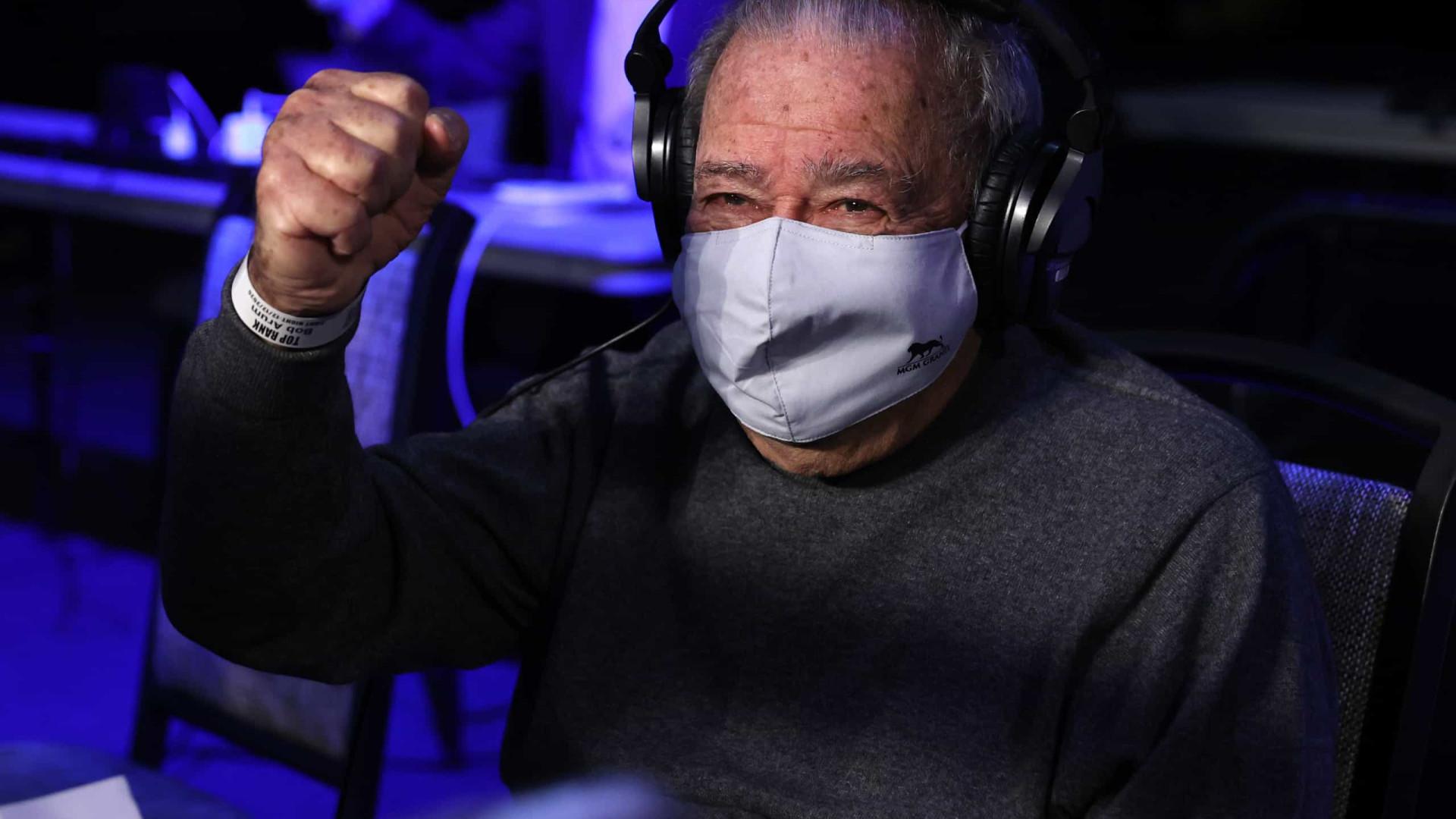 Bob Arum garante luta entre Anthony Joshua e Tyson Fury; anúncio oficial em breve