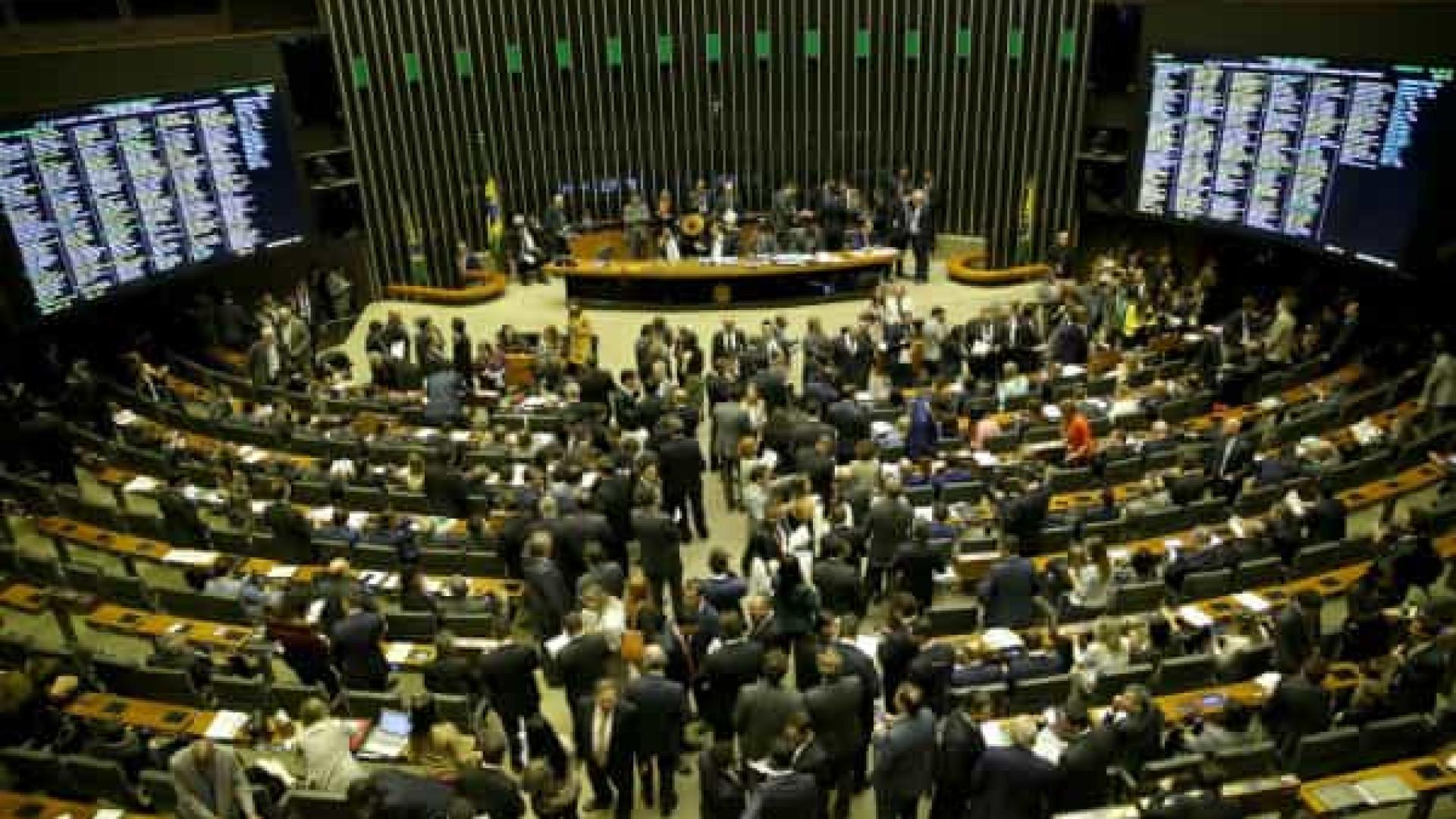 Parlamentares inflam valor de emendas