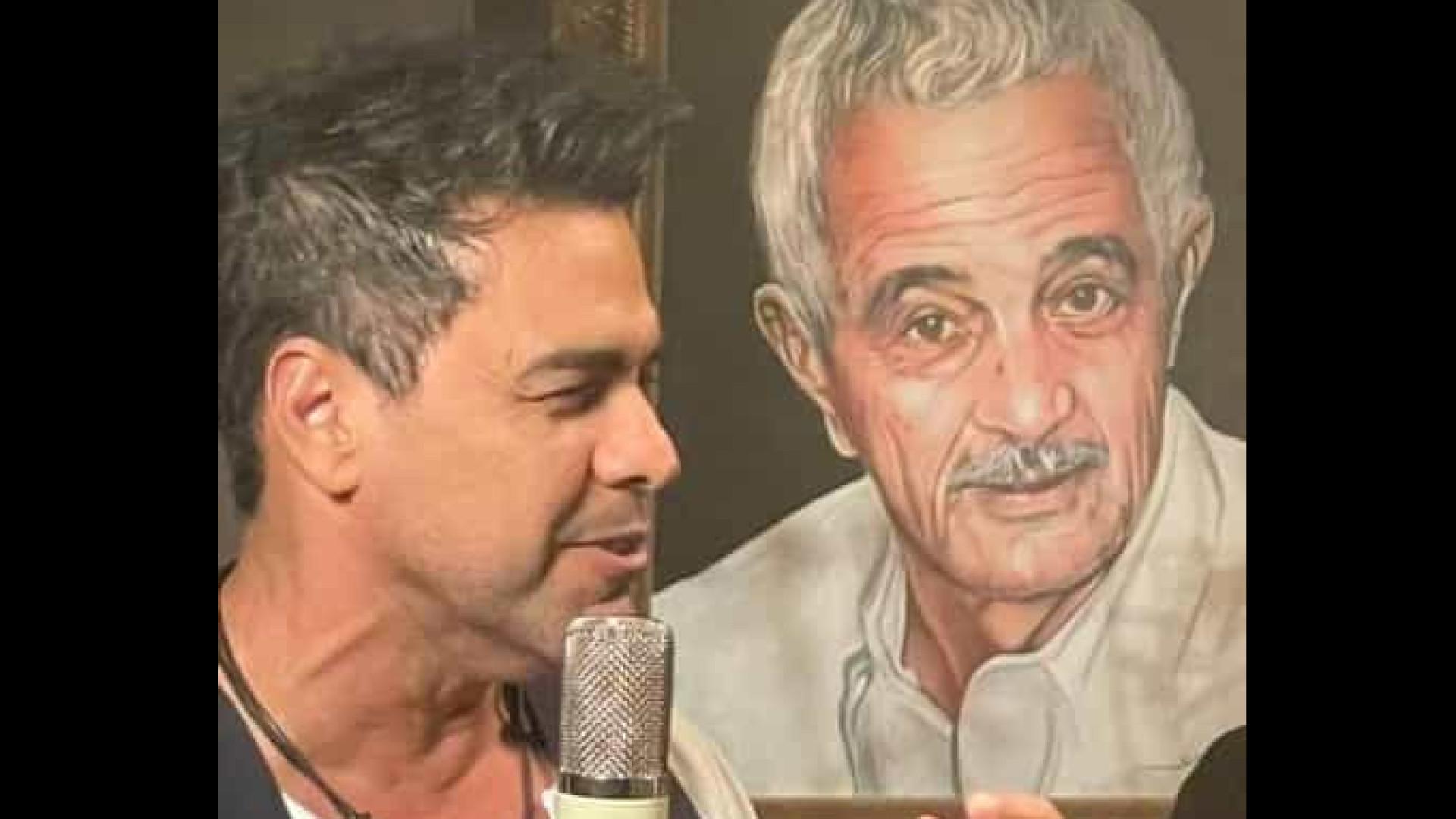 Zezé Di Camargo faz música em homenagem ao pai, e lança clipe no Fantástico