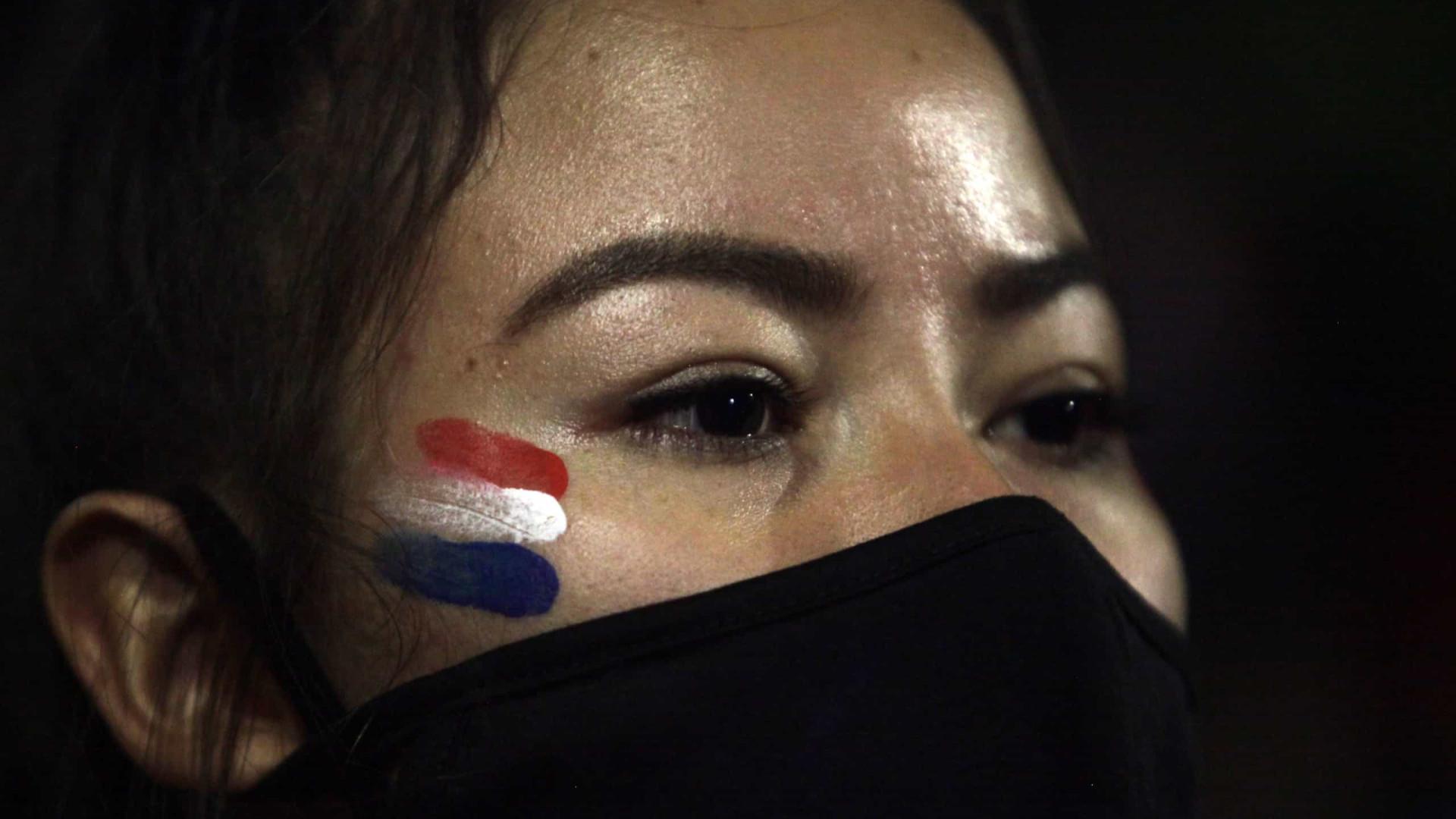 Após mudanças nos ministérios, Paraguai tem 2ª noite de protestos