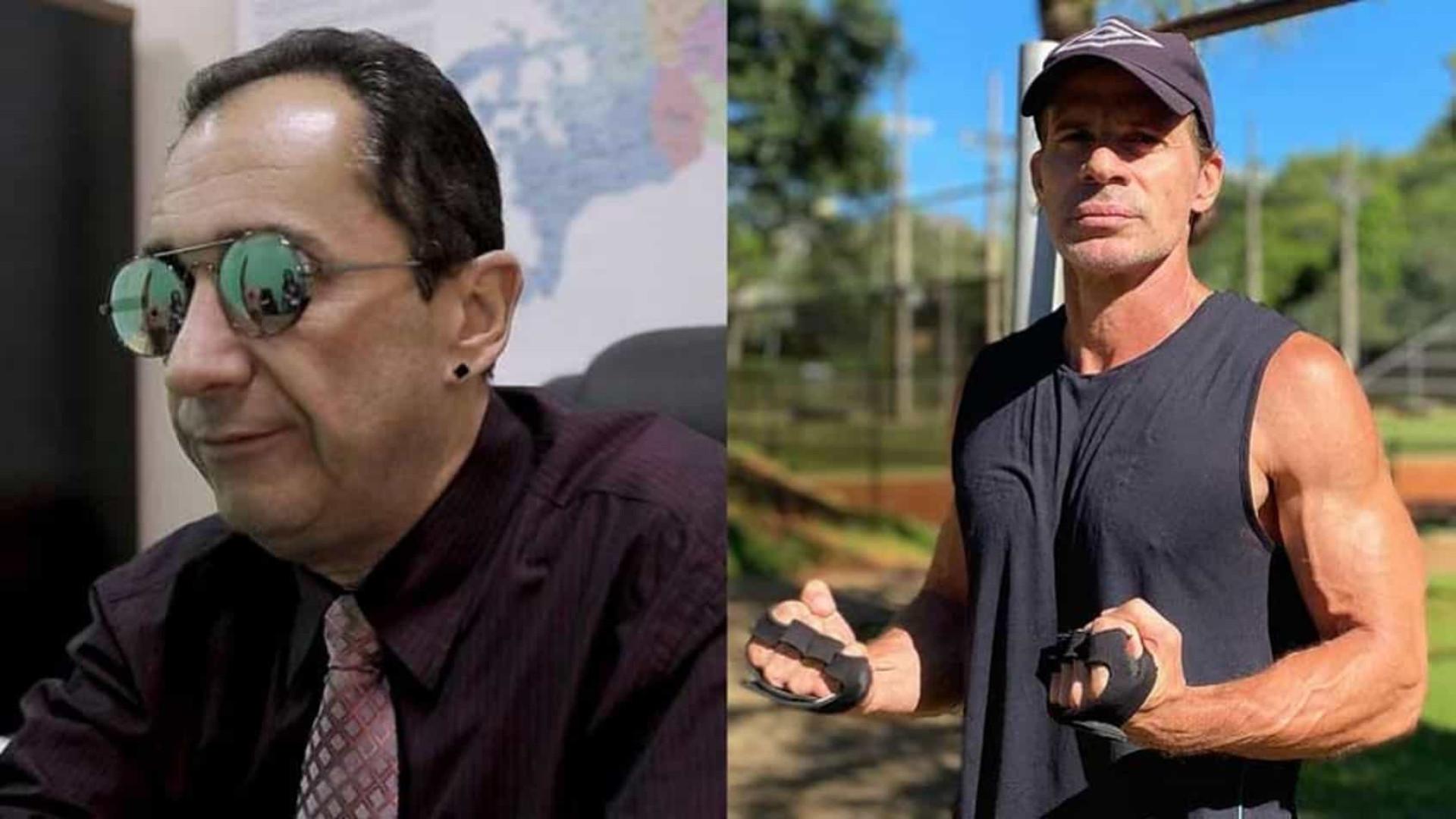Jorge Kajuru diz ser pai de uma das filhas de Túlio Maravilha e pede DNA