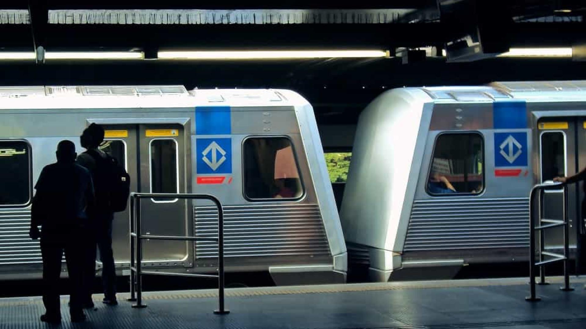 SP: Metrô pode ter greve por tempo indeterminado a partir desta quarta