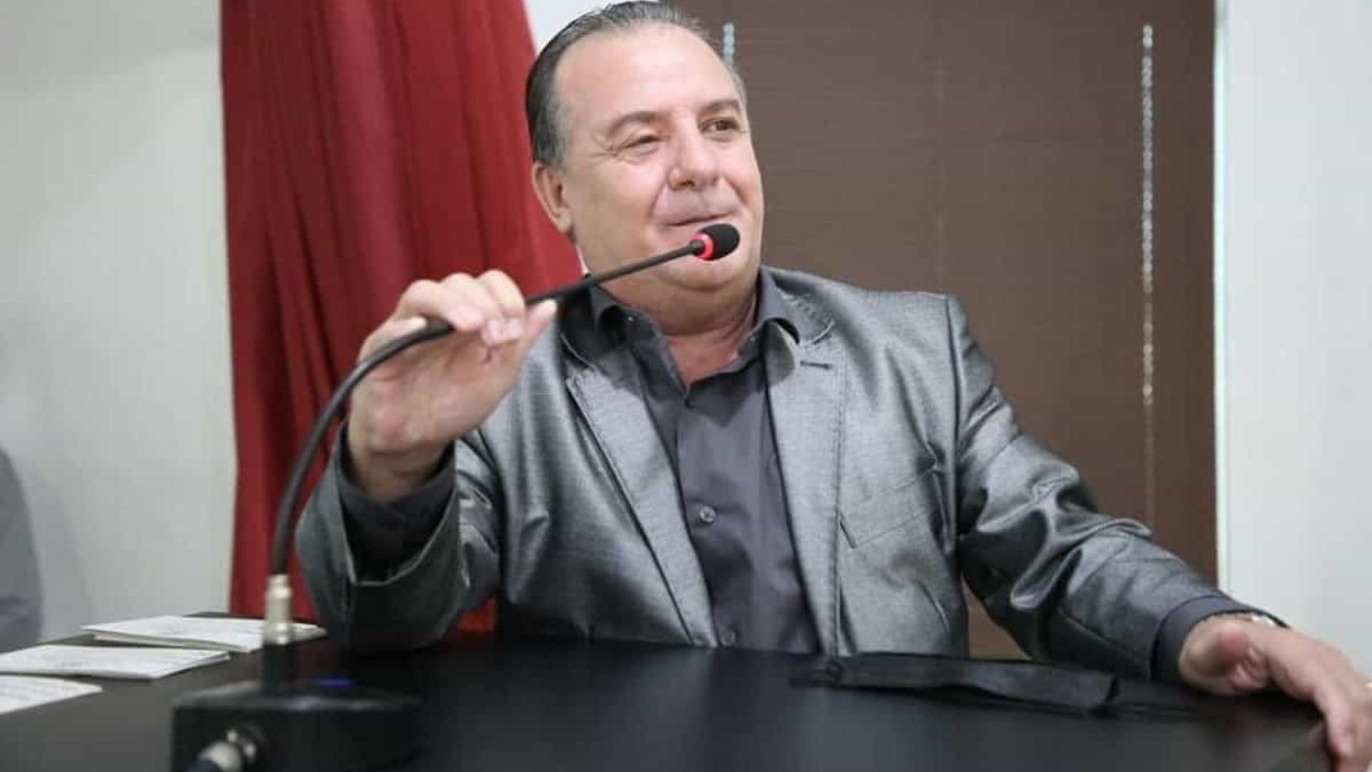 Morre de covid deputado estadual de MT contrário à obrigatoriedade da vacina