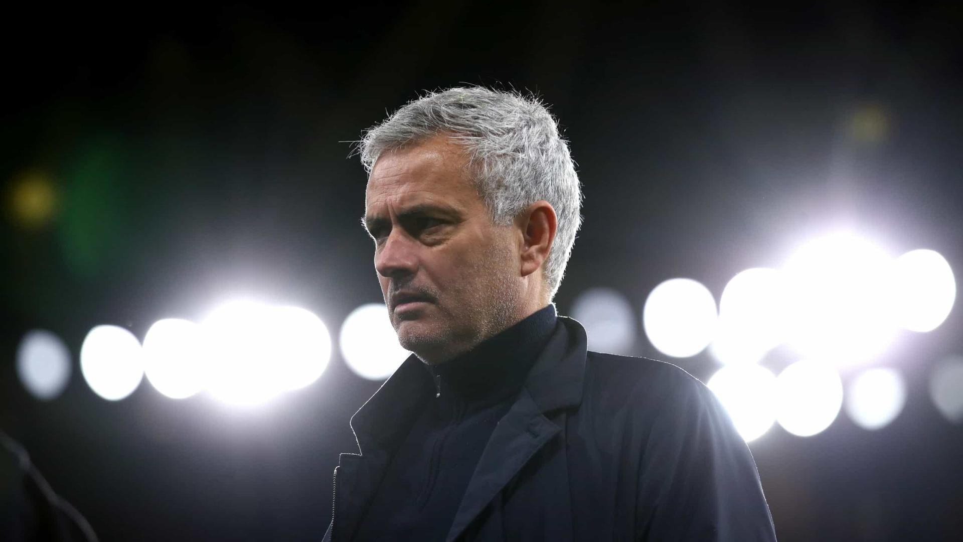 Após dispensar Paulo Fonseca, Roma anuncia contratação do português José Mourinho