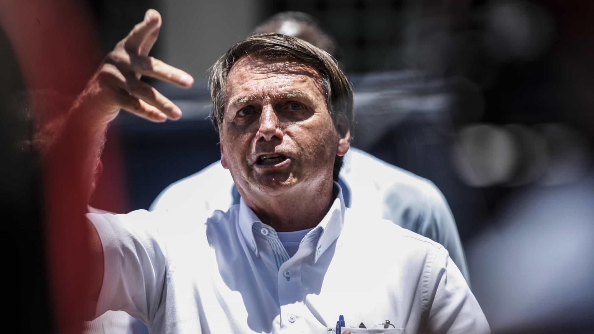 PDT protocola pedido de impeachment contra Bolsonaro