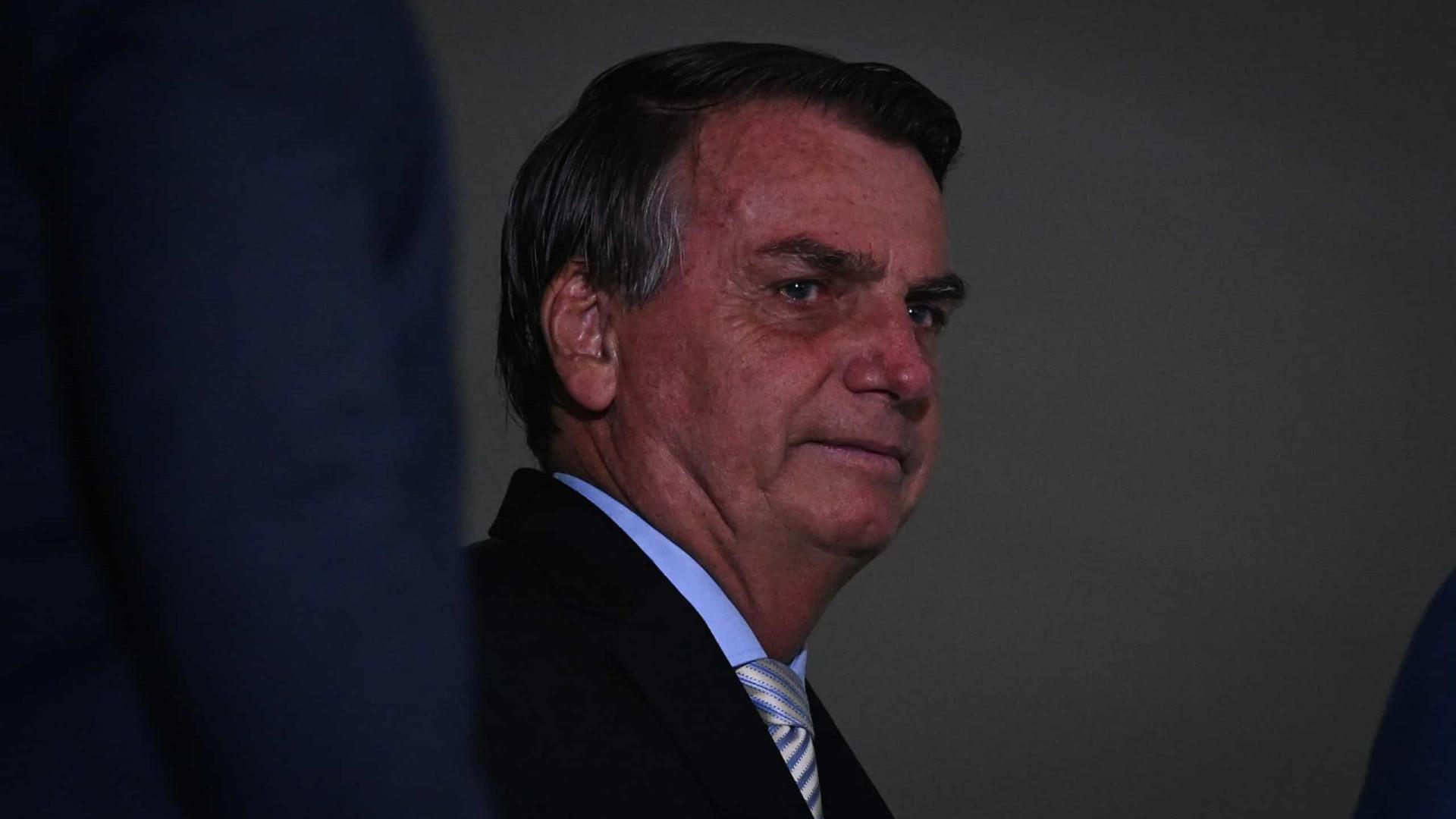 Em Chapecó (SC), Bolsonaro volta a defender medidas sem eficácia contra a Covid