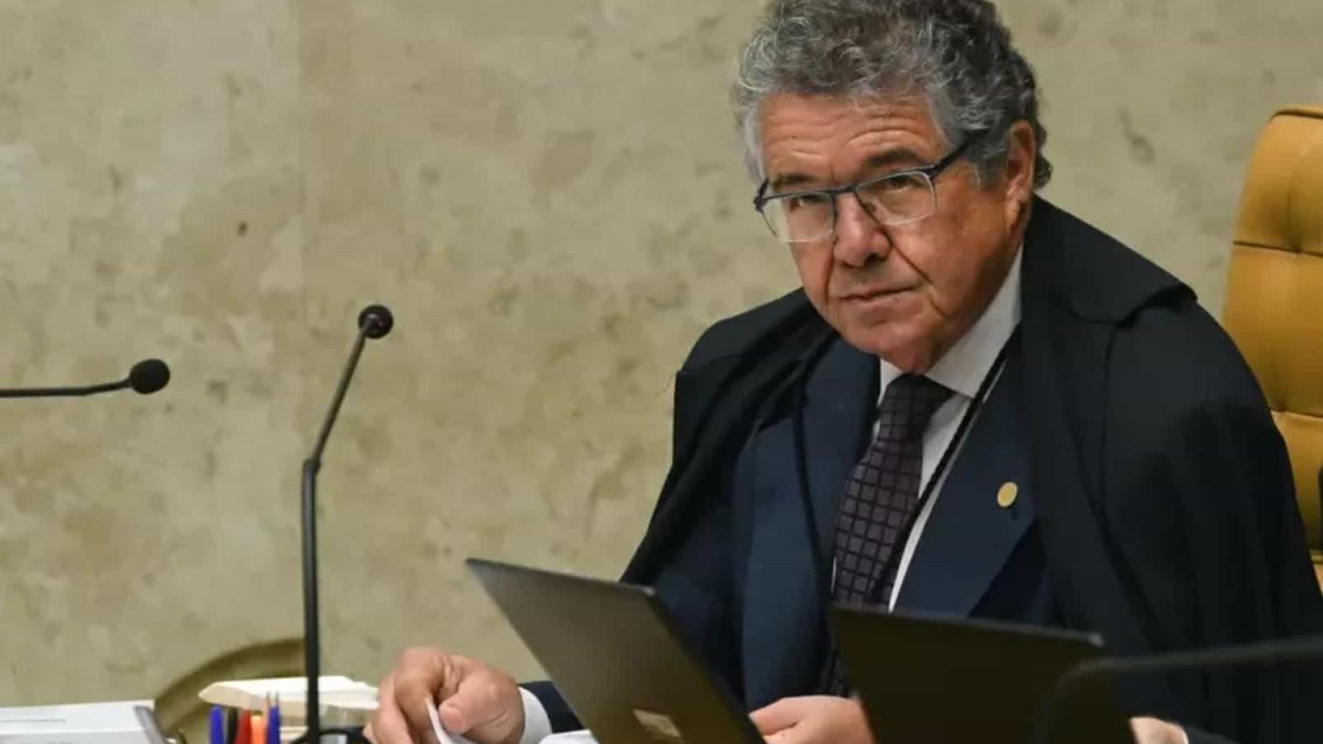 Marco Aurélio nega ação de Bolsonaro contra restrições de estados