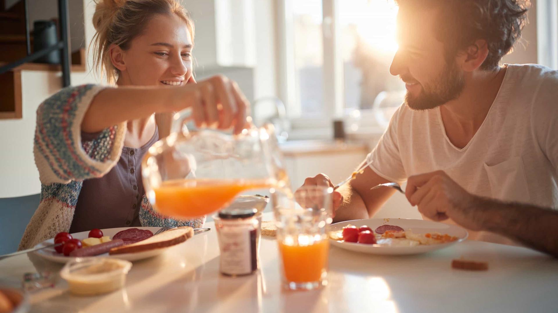 Três dos piores alimentos para incluir no café da manhã