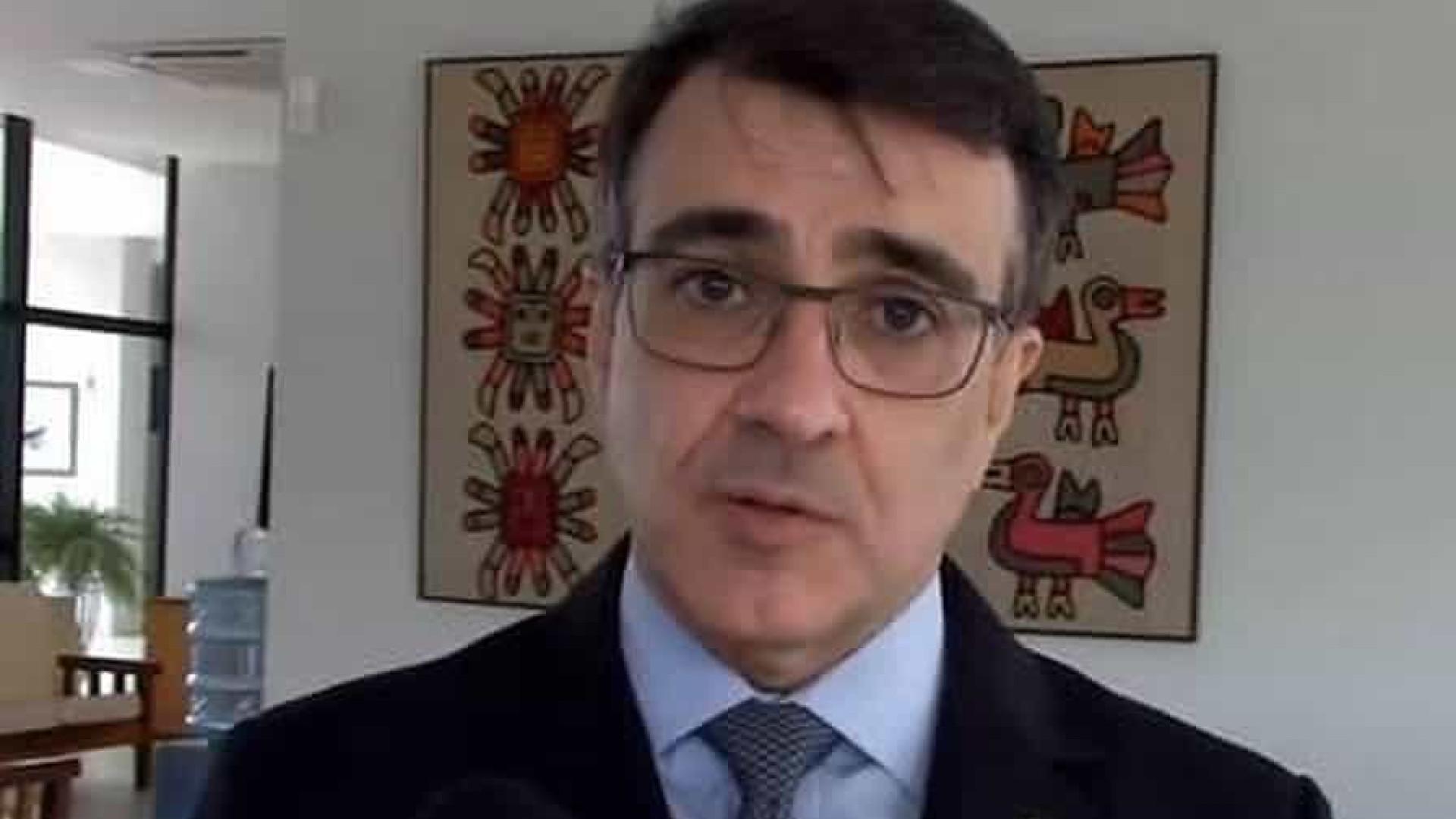 'Diplomata é um construtor de pontes', diz novo ministro das Relações Exteriores