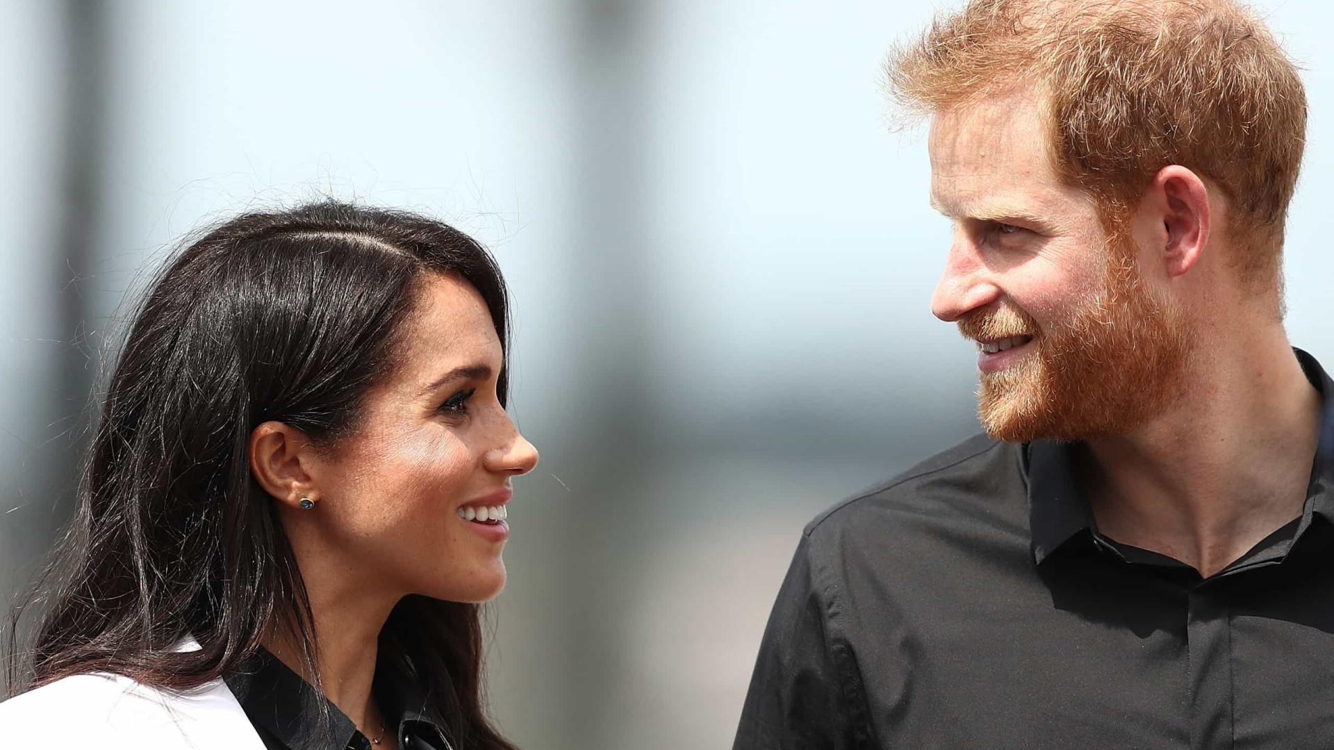 Harry e Meghan Markle anunciam novidade em aniversário de casamento