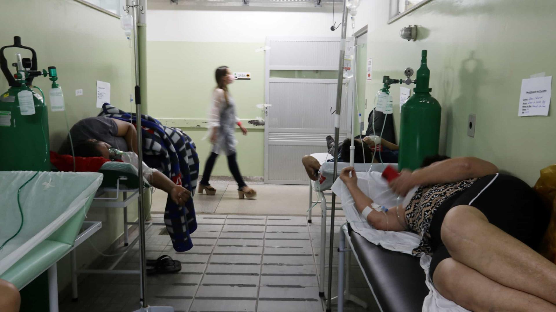 Brasil tem 3.668 mortes em 24h e imagens escancaram o desespero no país