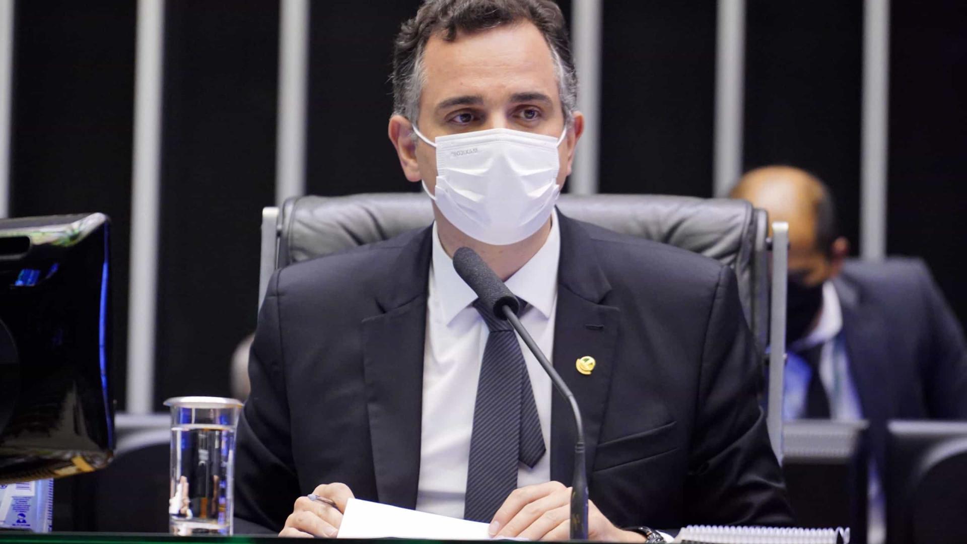 Pacheco: se ICMS dos combustíveis for 'caminho bom', terá toda atenção do Senado