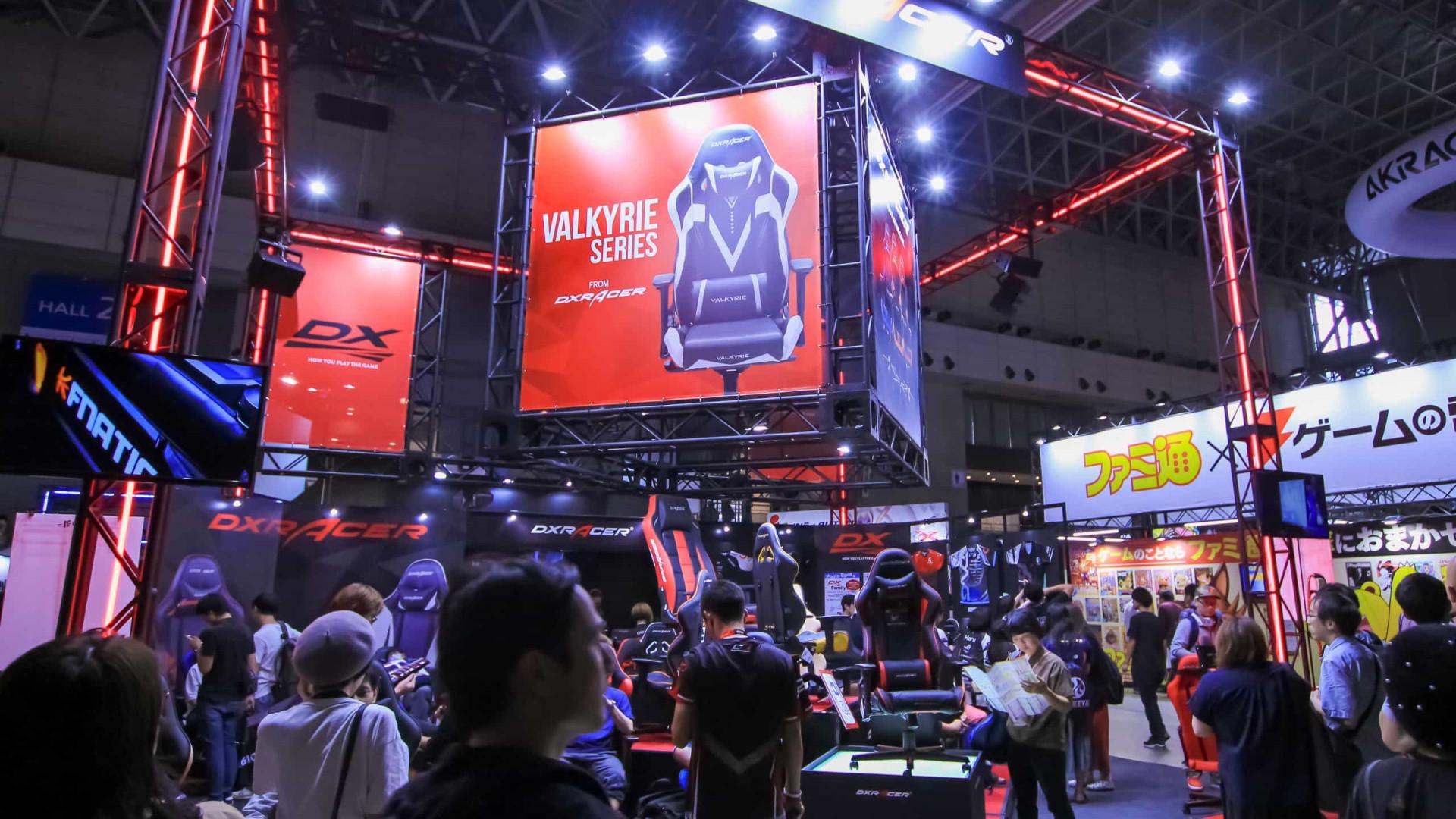 Coluna - Tokyo Game Show volta a adotar formato digital