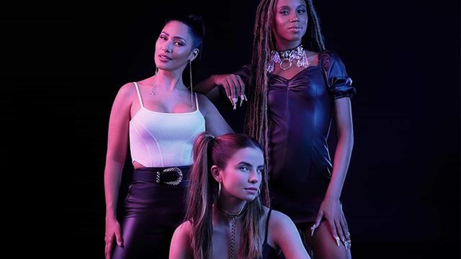 Simaria, Giulia Be e Malía unem estilos em canção sobre a força da mulher