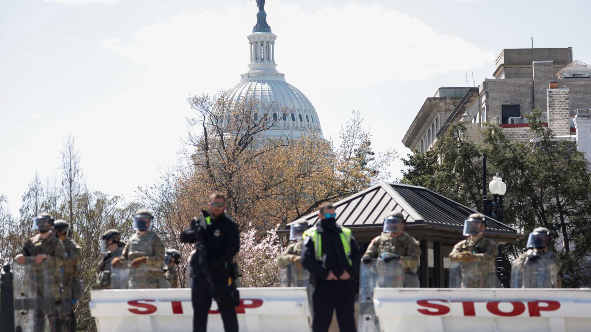 Capitólio, centro da democracia americana voltou a ser palco de um ataque