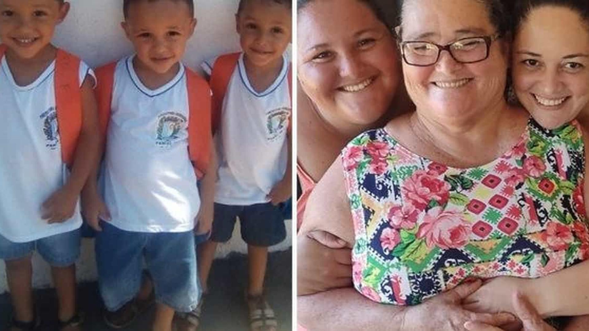 Trigêmeos perdem mãe, avó e tia para Covid-19 no interior de SP
