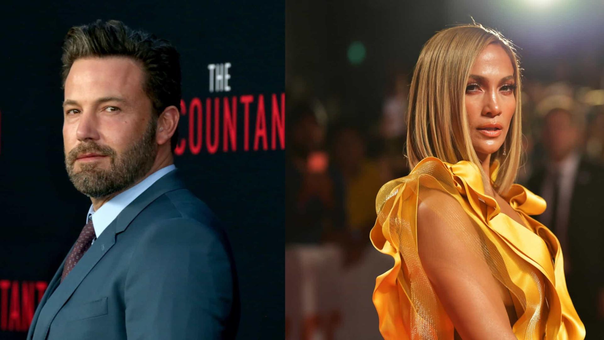 Ben Affleck tentou conquistar Jennifer Lopez com dotes culinários