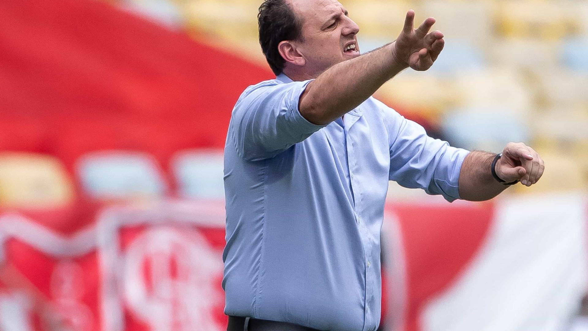Ceni admite jogo abaixo do esperado do Flamengo, mas festeja planejamento correto