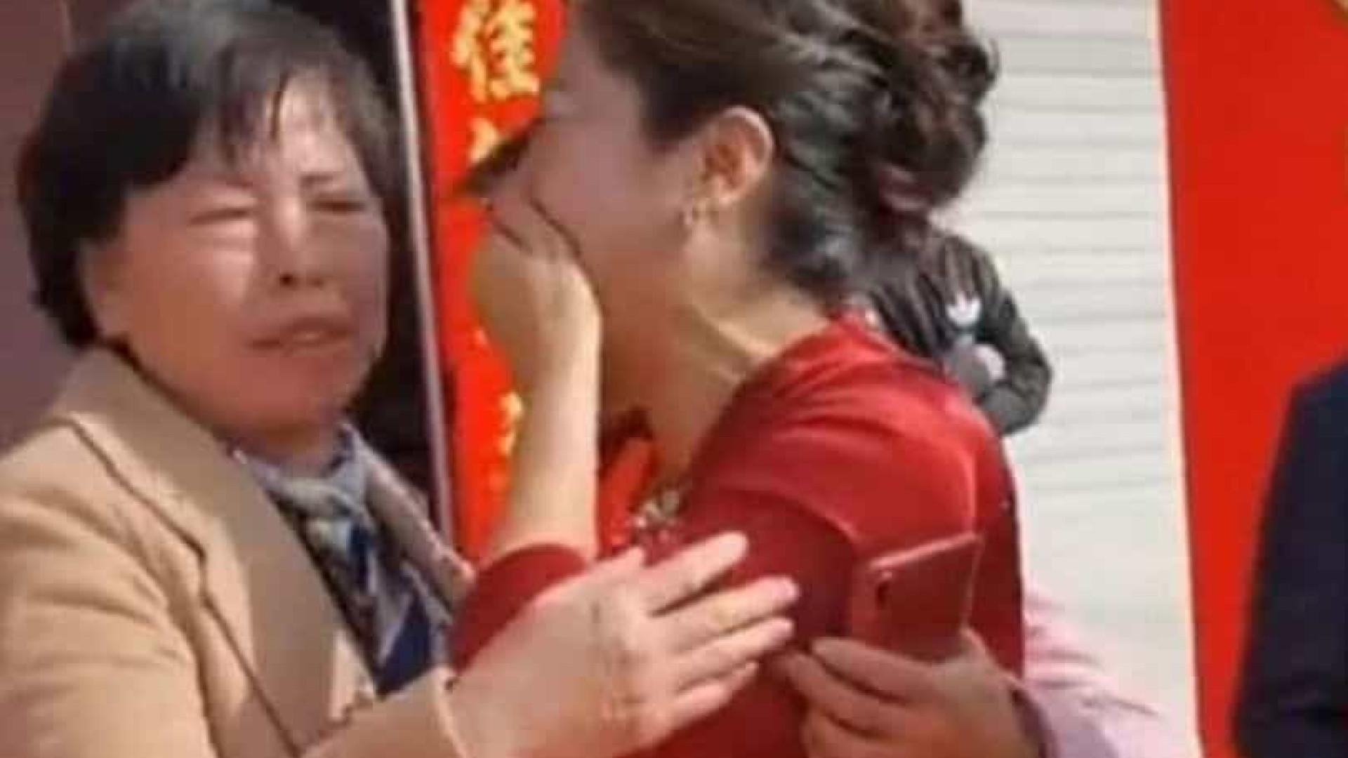 No dia do casamento do filho descobre que noiva também é sua filha