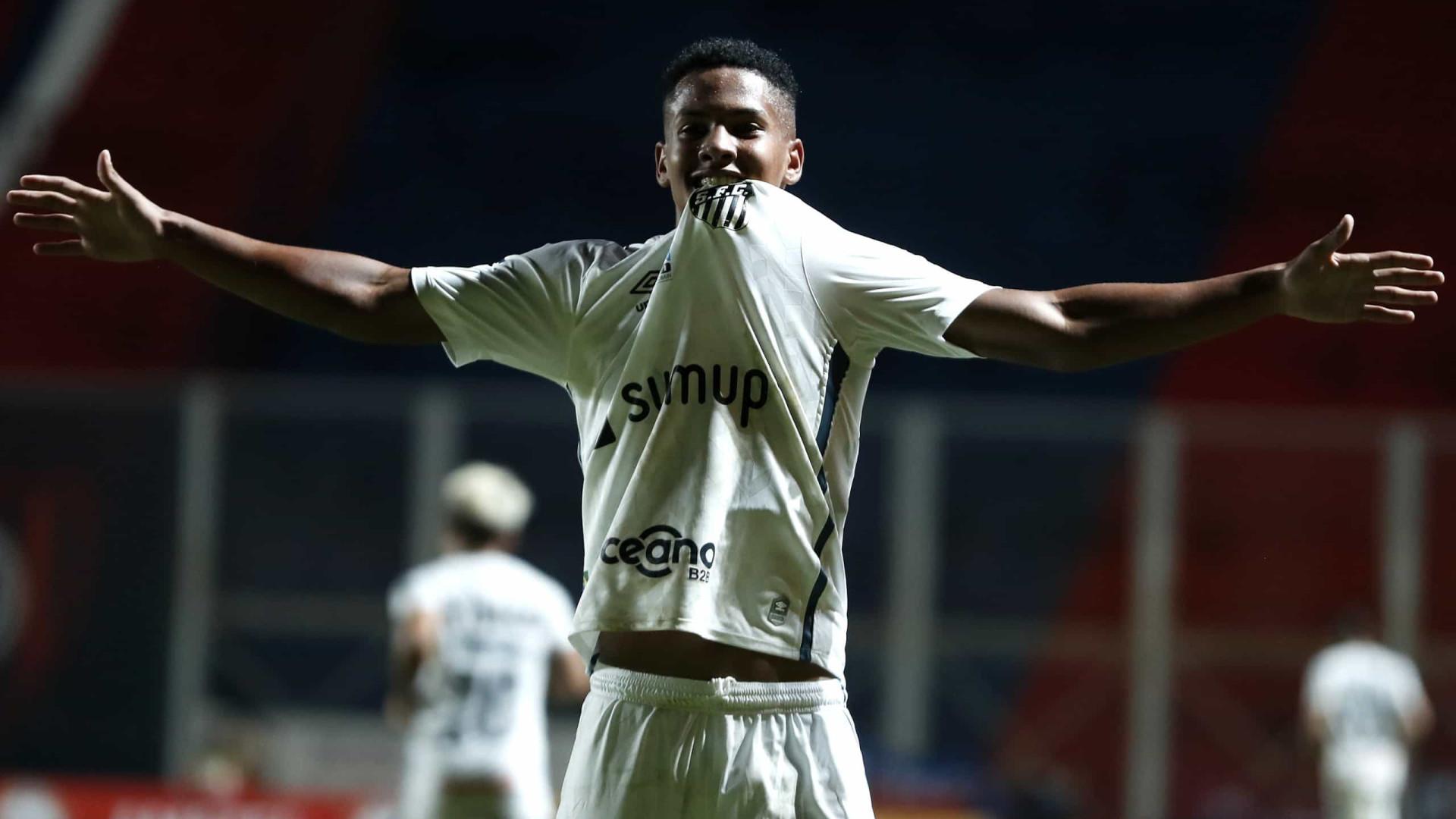Santos vence na Argentina e fica perto da fase de grupos da Libertadores