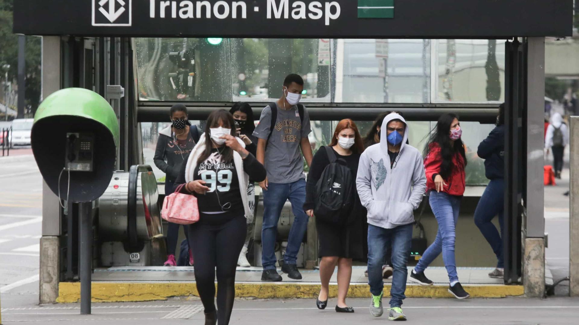 Covid revela desemprego disfarçado no Brasil, diz especialista
