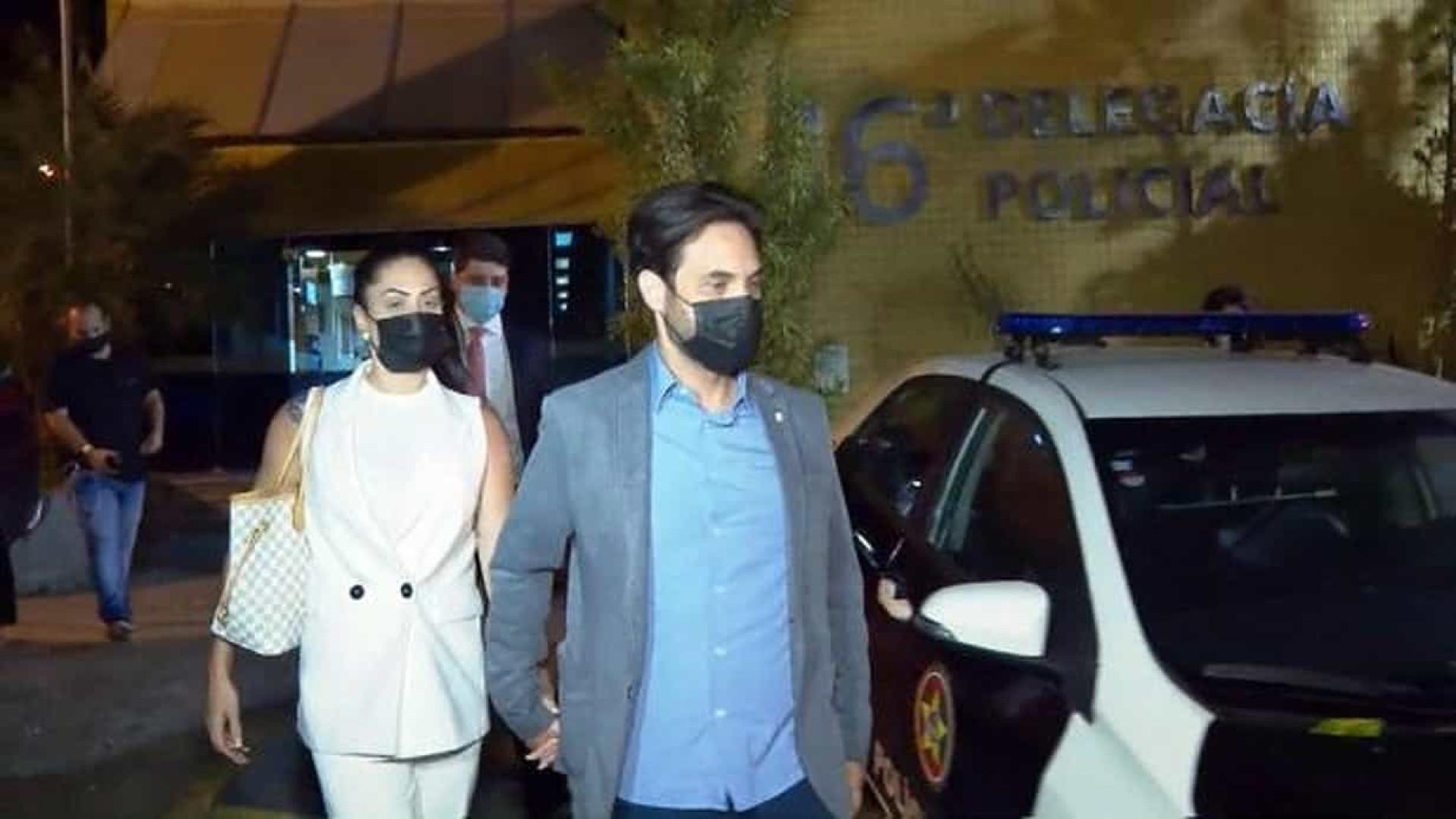 Justiça nega quebra de sigilos bancário e fiscal de Jairinho e Monique