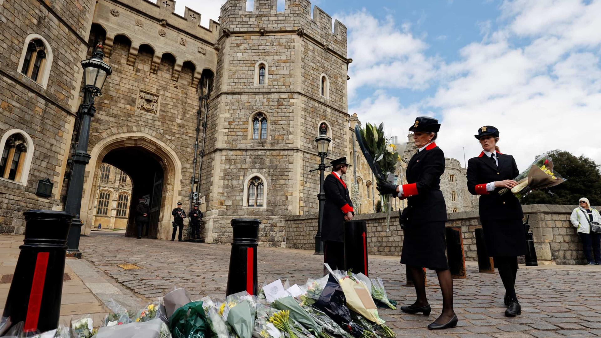 'Servidor público extraordinário'; veja repercussão da morte do príncipe Philip
