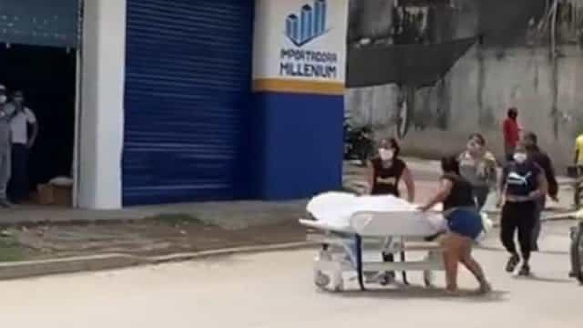 Família rouba corpo de parente com Covid-19 para fazer enterro