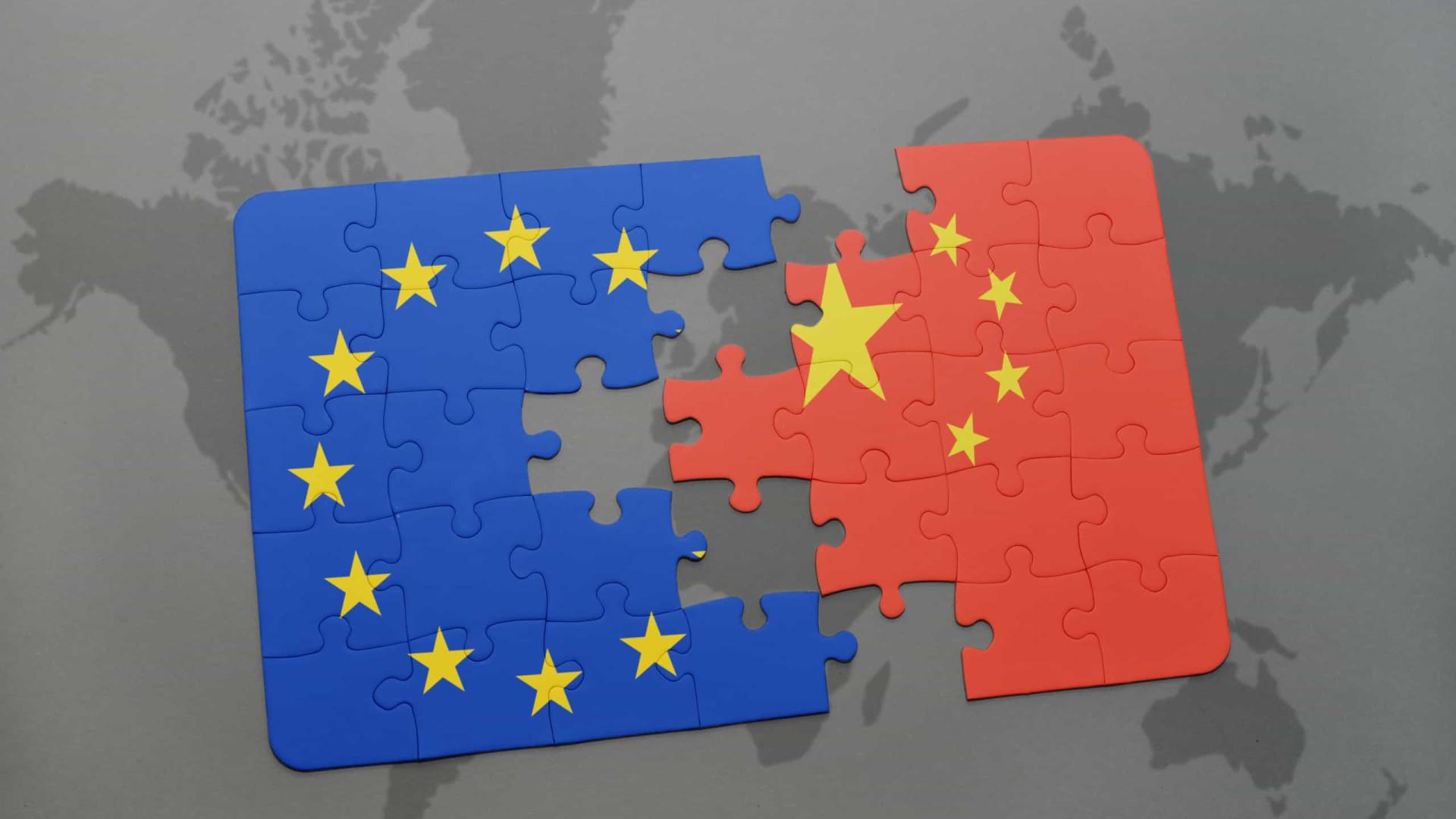 UE impõe tarifas provisórias a alumínio laminado da China por suspeita de dumping