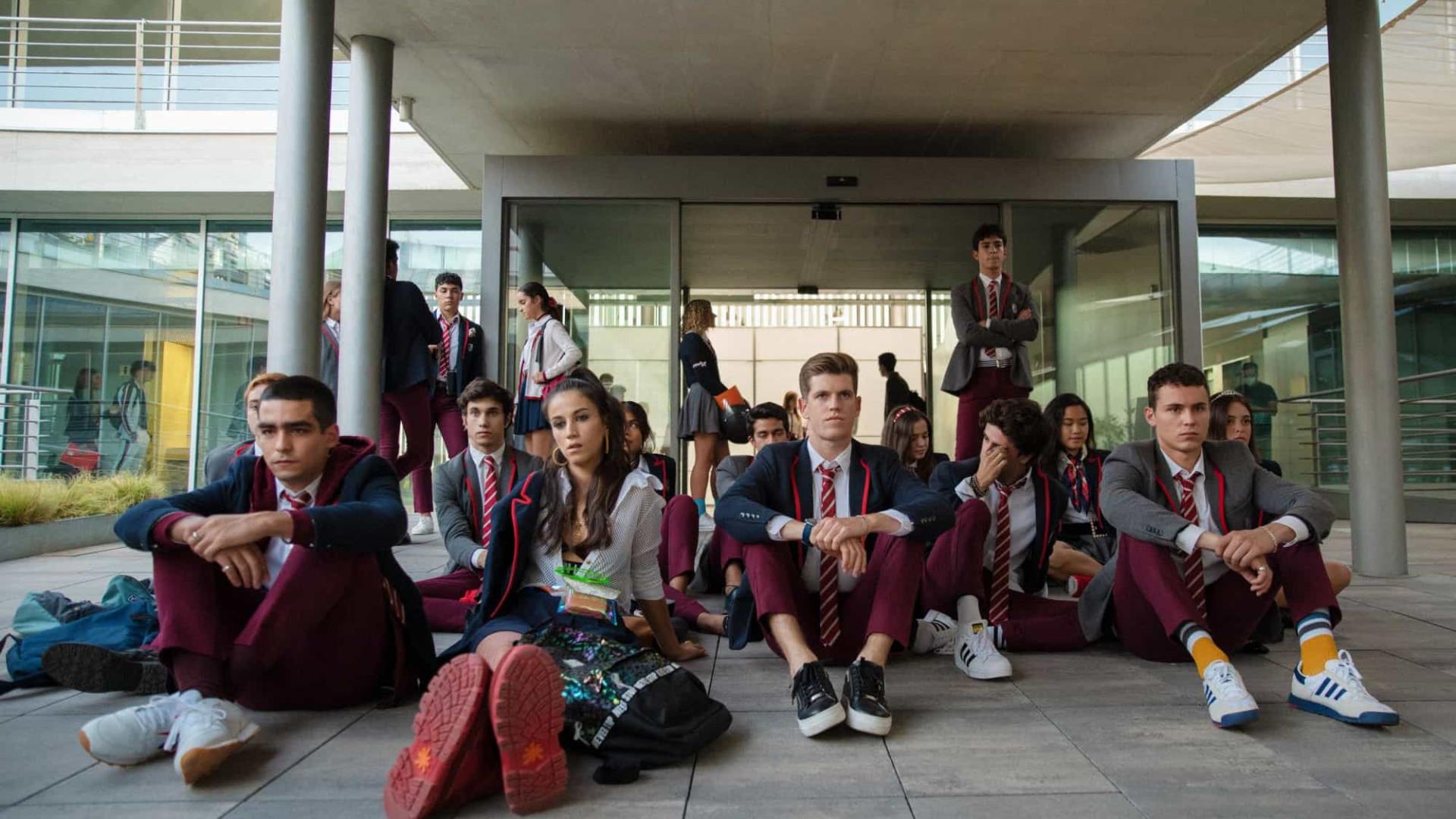 Quarta temporada da série 'Elite' estreará na Netflix dia 18 de junho