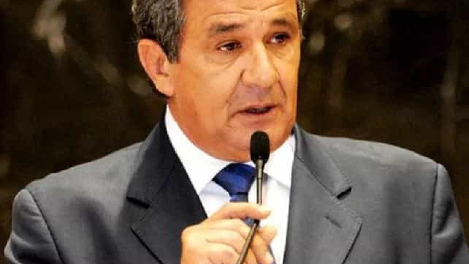 Deputado estadual morre vítima da Covid-19 aos 68