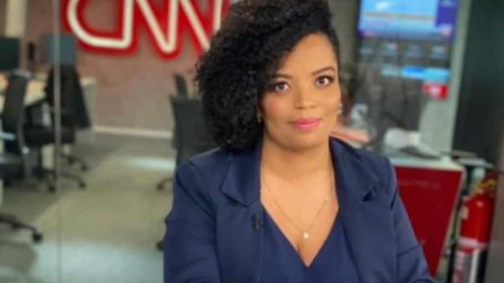 CNN Brasil investiga denúncia de racismo contra jornalista Basília Rodrigues