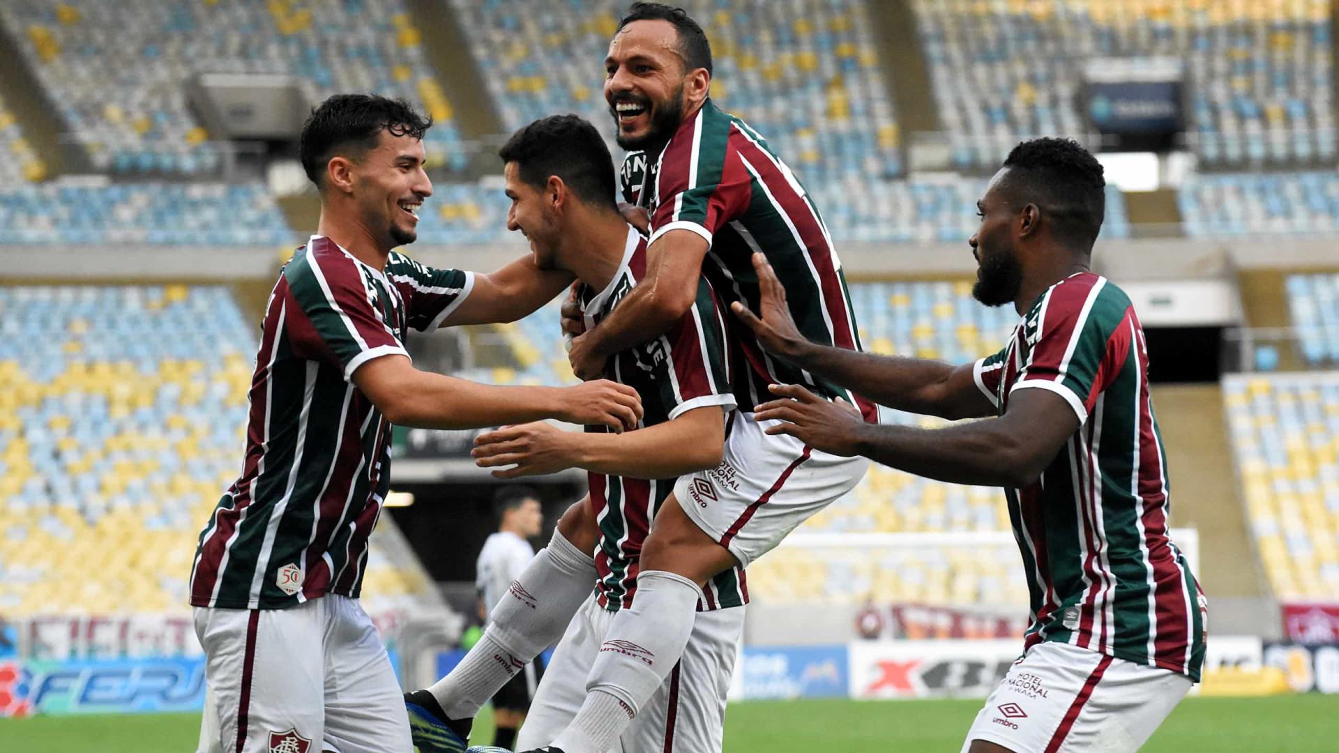 Fluminense quer aproveitar boa fase para largar bem nas oitavas da Libertadores