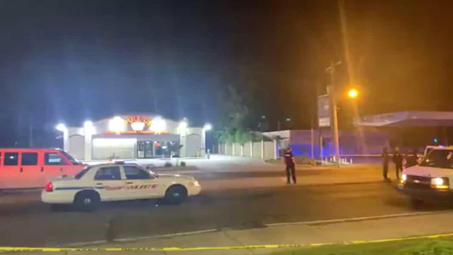 Cinco pessoas estão em estado crítico após tiroteio em Lousiana, nos EUA