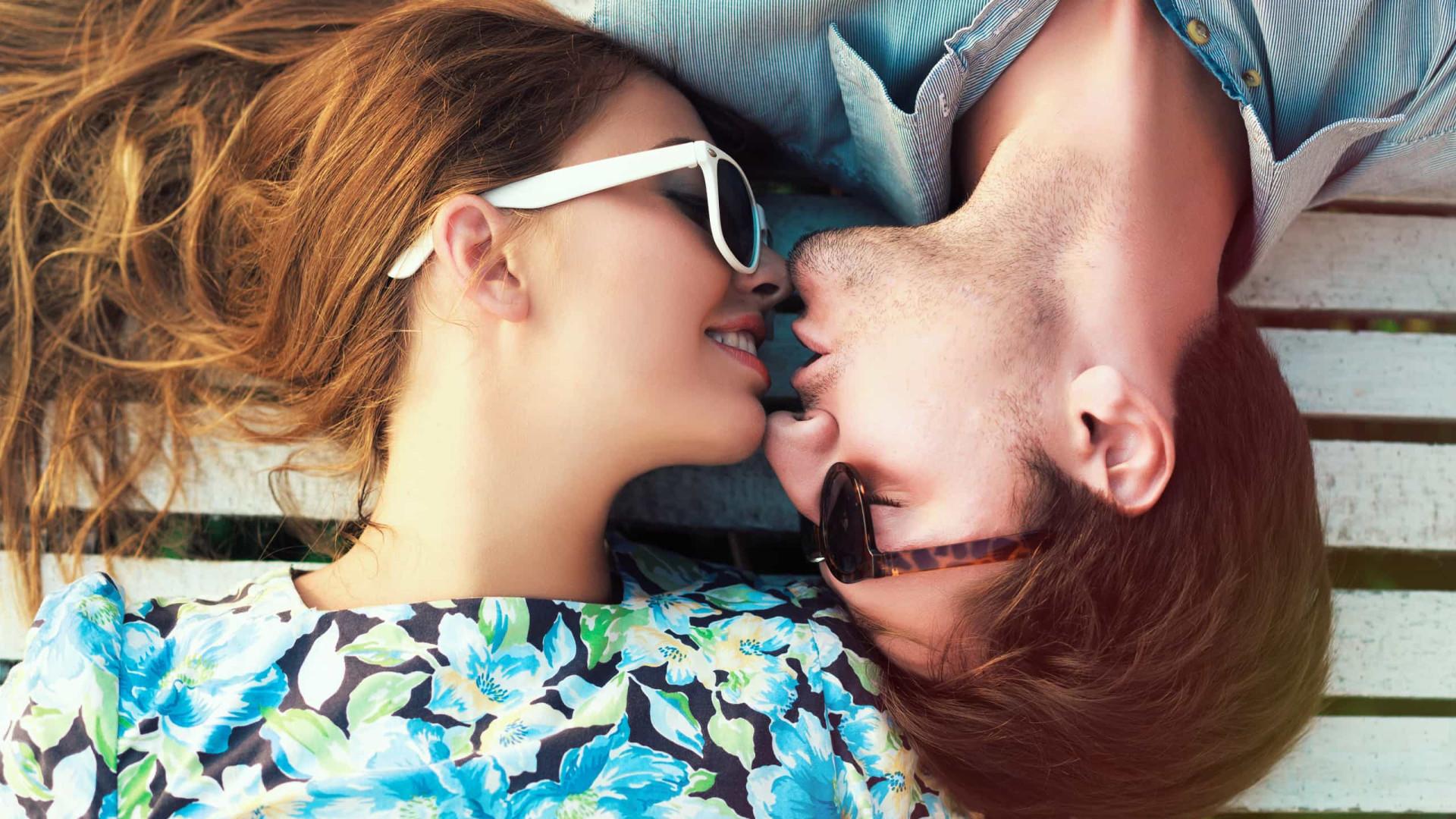 Os dois signos do zodíaco que dão os melhores beijos