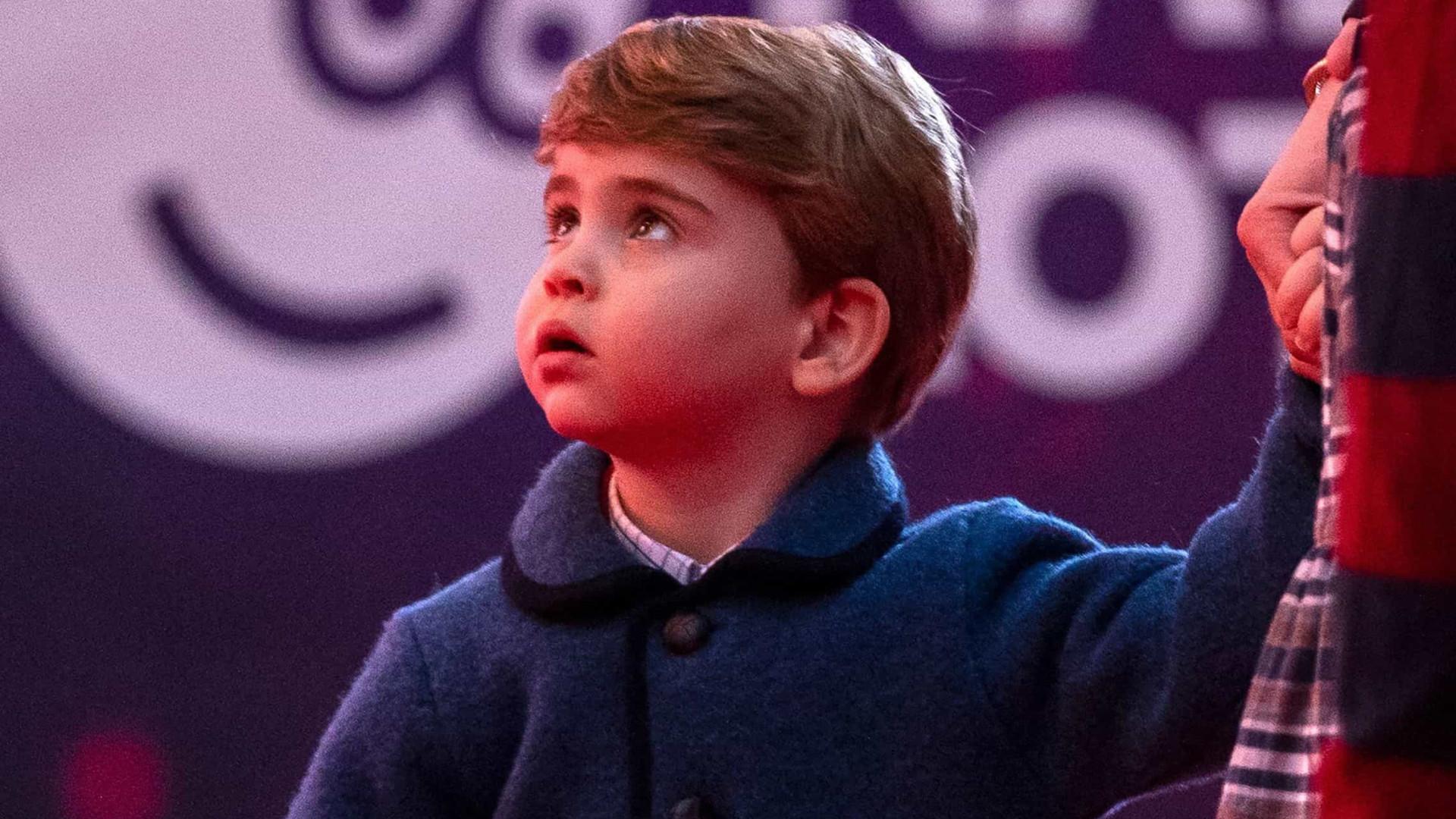 Parabéns, príncipe Louis! Filho de William e Kate completa três anos