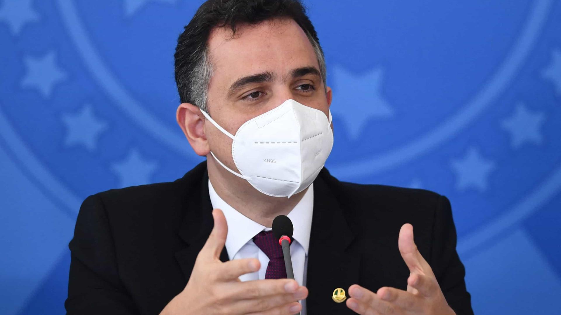 Senado vê pedido inócuo contra ministros do STF e tenta evitar 'circo' de Bolsonaro