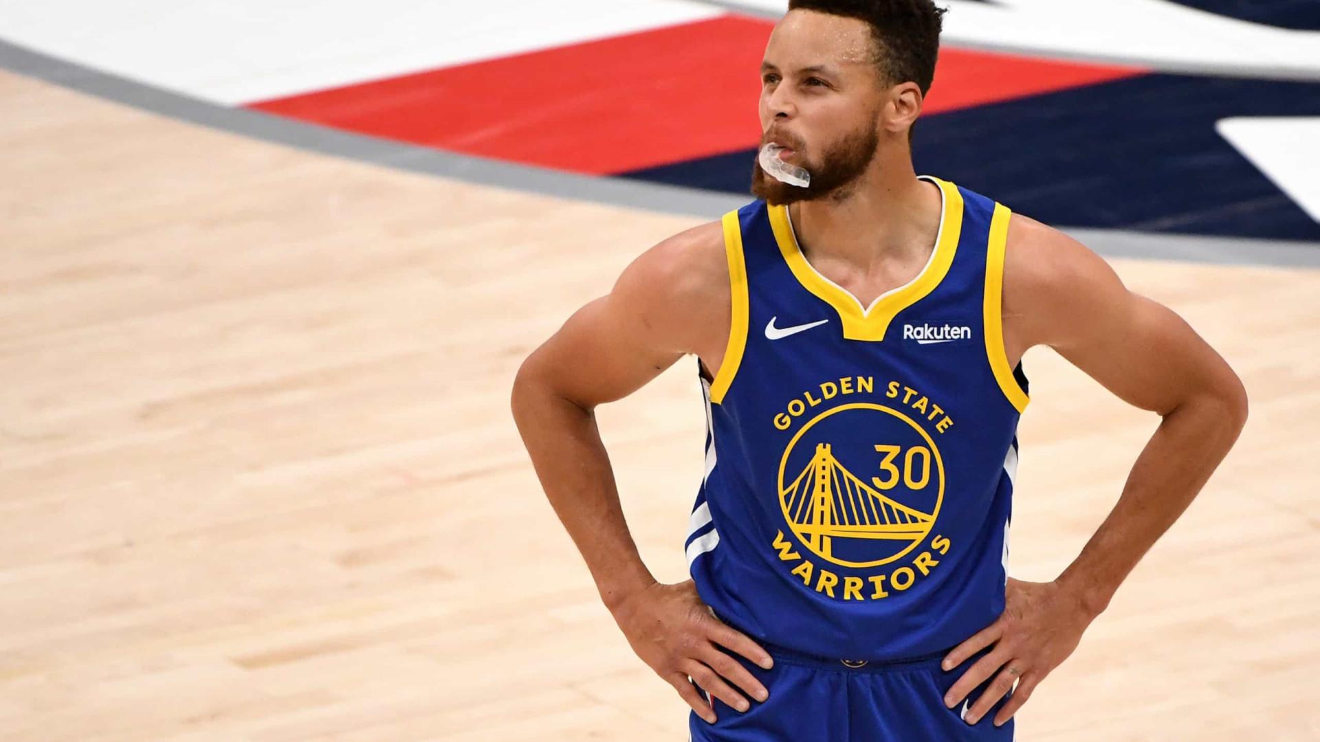 Curry deve dizer não às Olimpíadas para ter descanso, diz treinador pessoal
