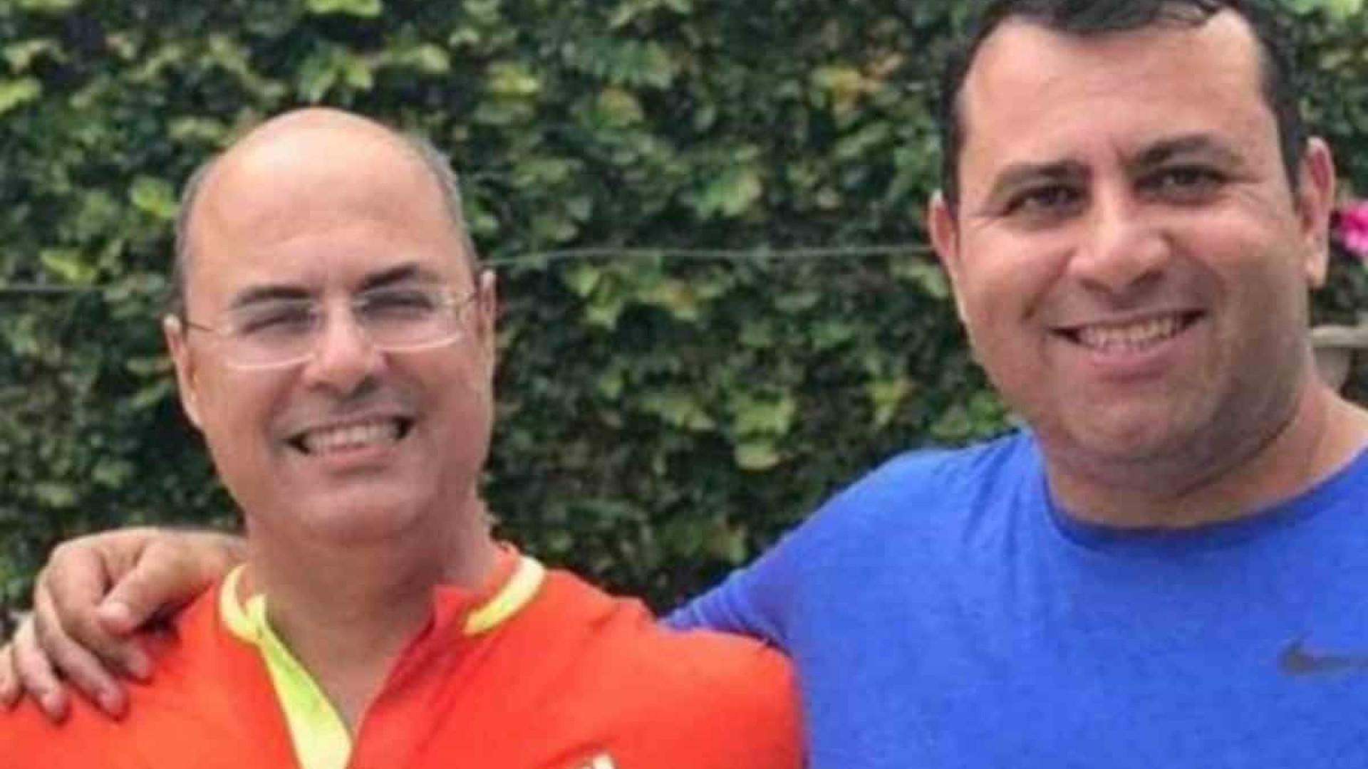 PM irmão do governador Witzel, do Rio, é preso em SP em operação de combate ao PCC