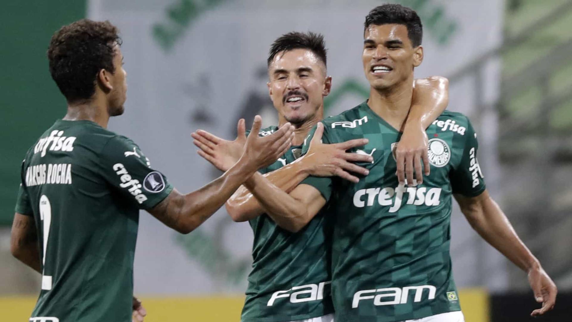 Embalado, Palmeiras se inspira na Libertadores para avançar no Paulistão