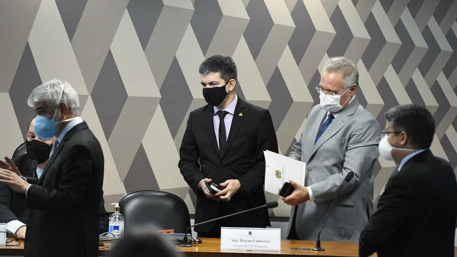 CPI tem bate-boca e convocações de ex-ministros da Saúde em 1ª sessão